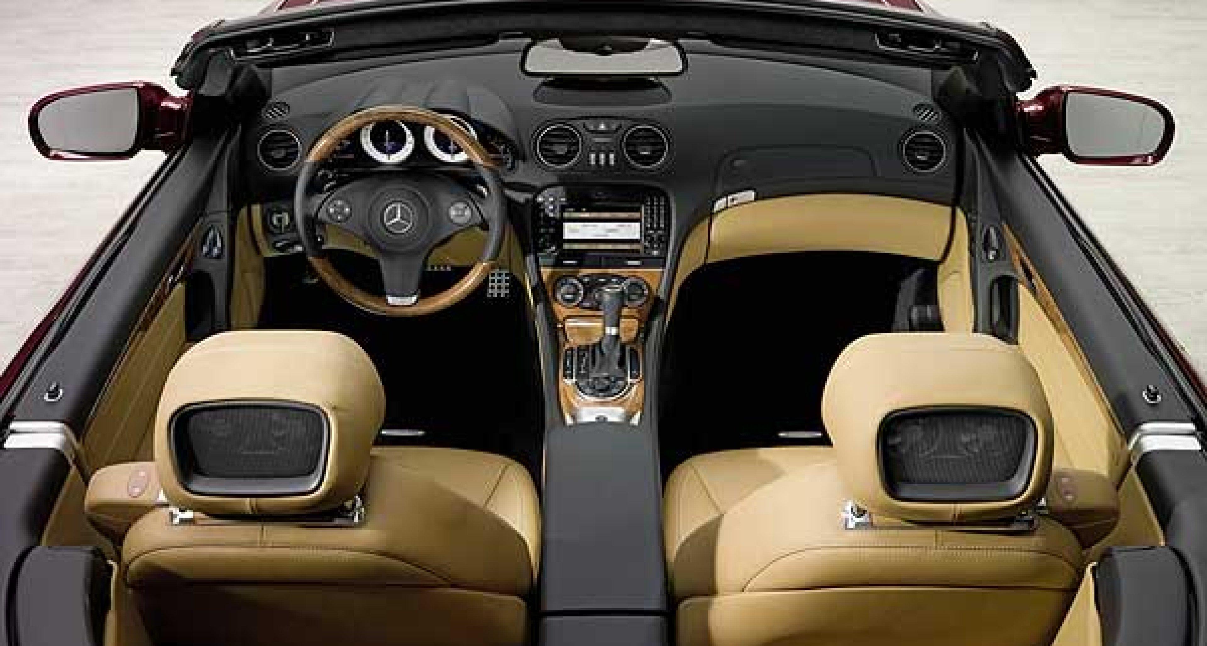 Mercedes-Benz SL – A new look