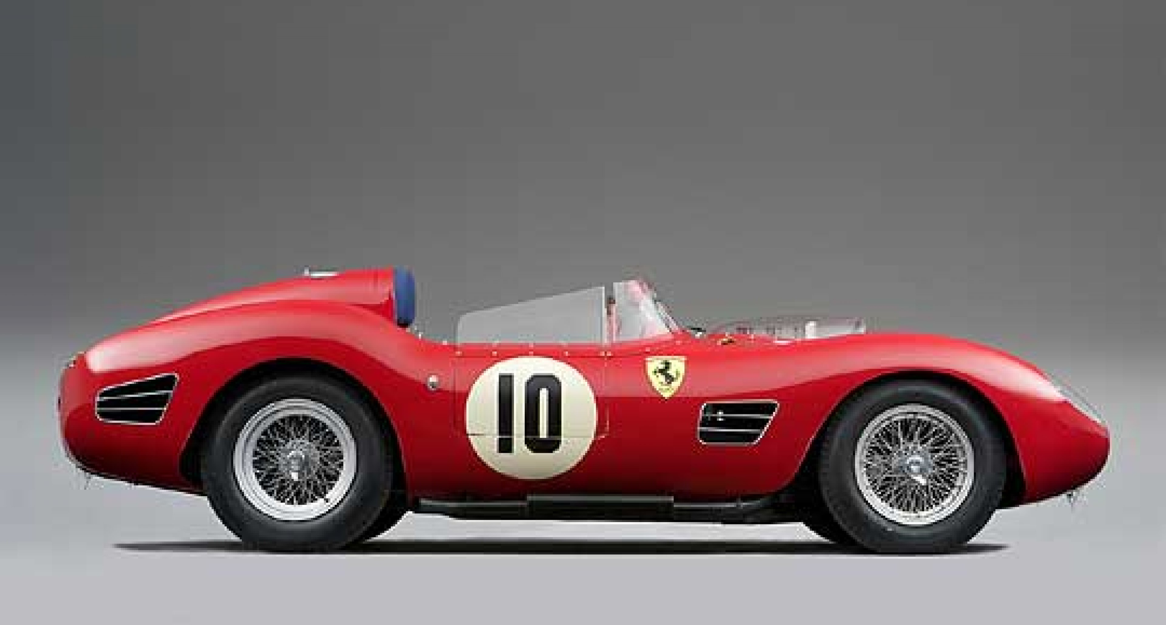 The 2008 Ferrari Auction at Maranello