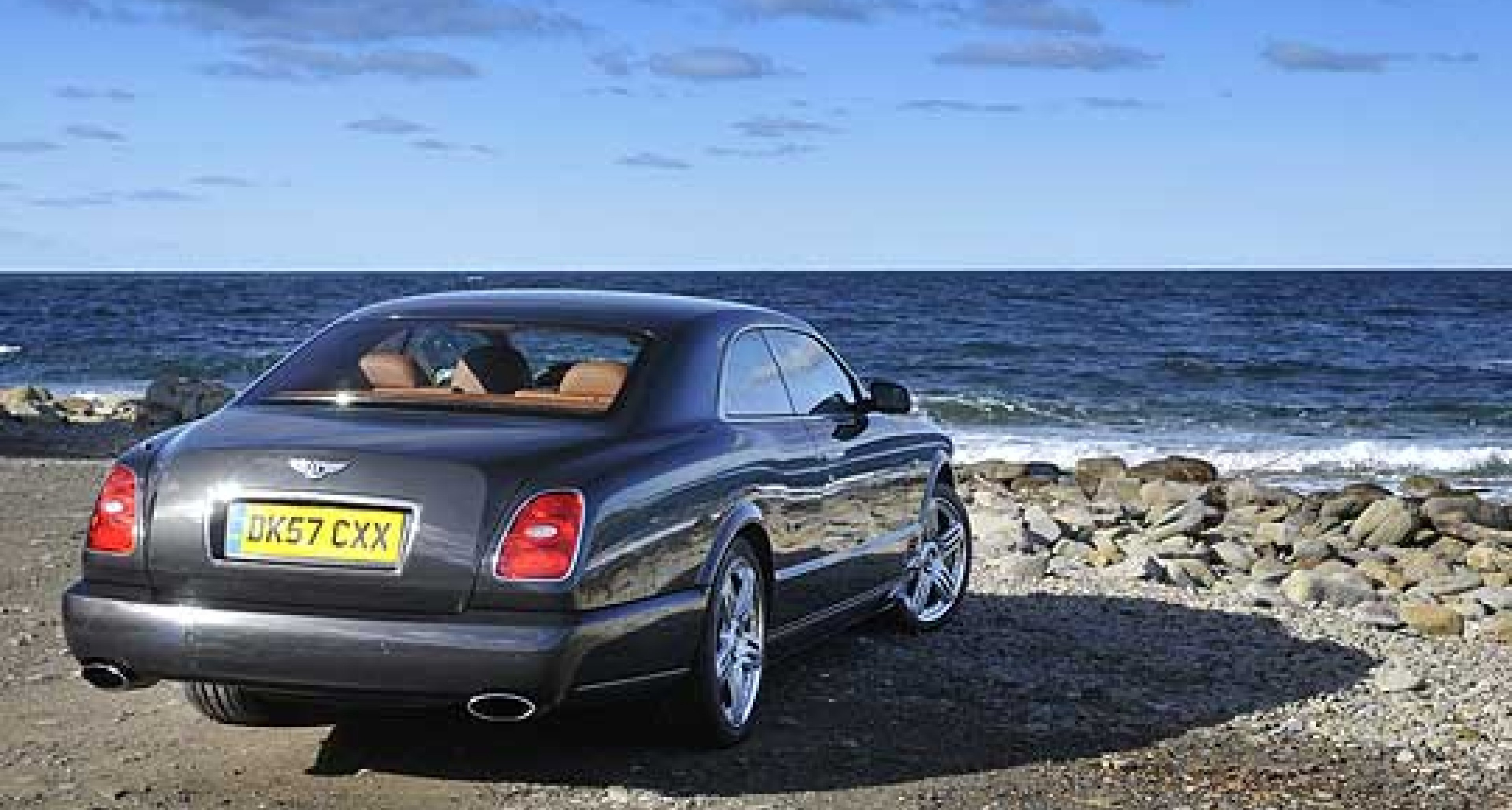 Bentley Brooklands – Driven in Tuscany