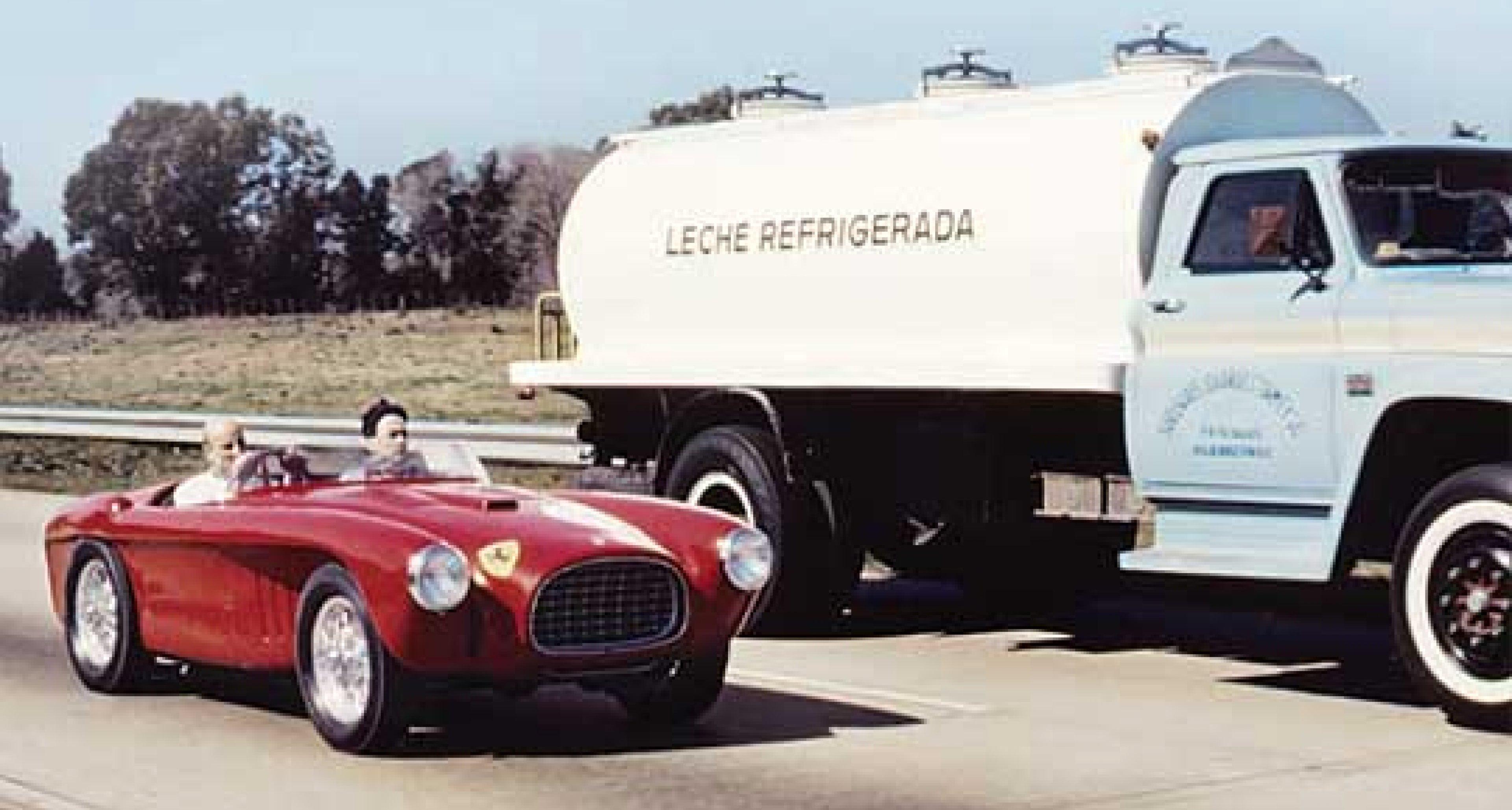 Buchtipp: Ferrari Argentinia – Sports Cars