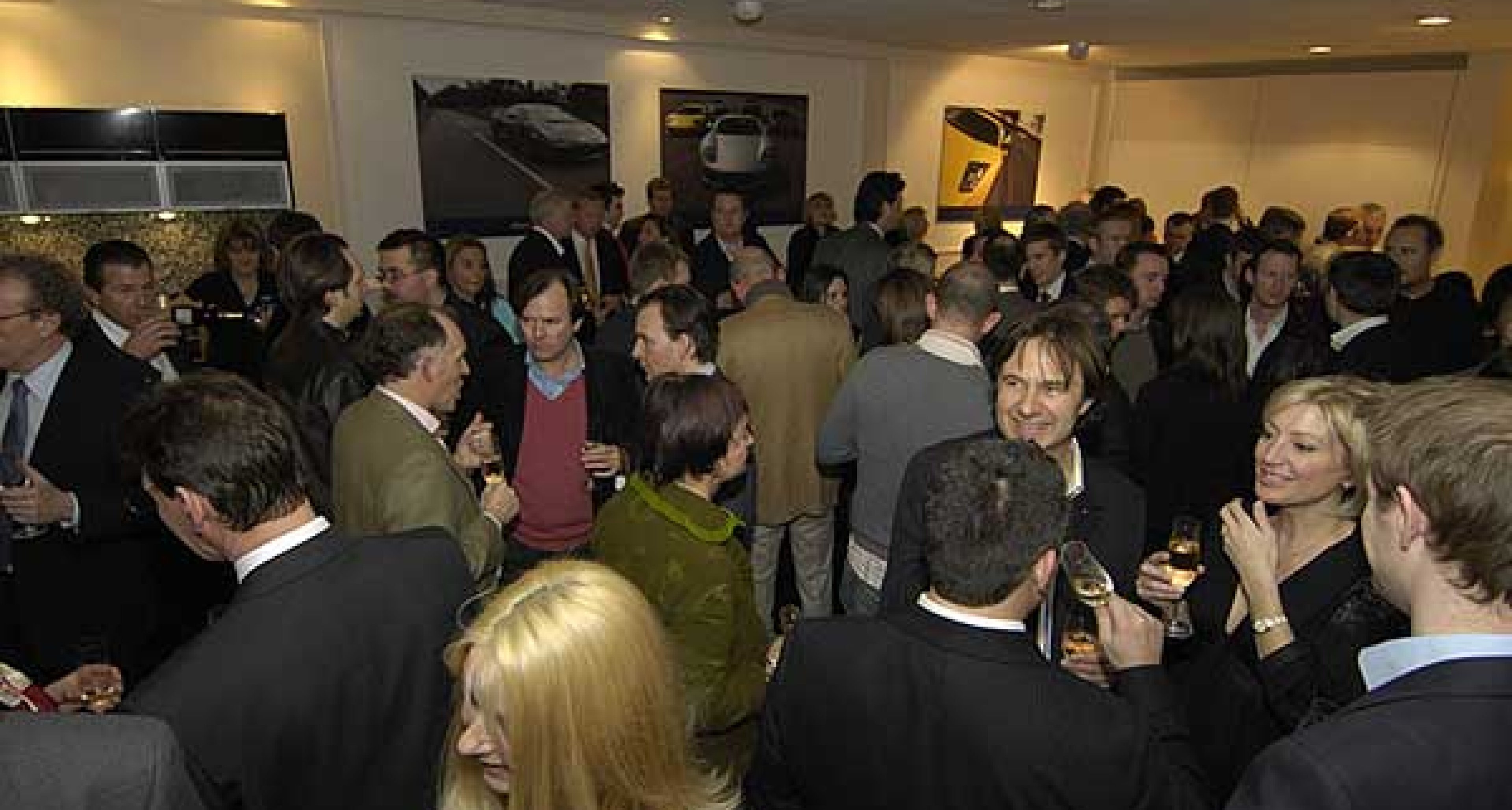 The Segrave Club Opens in London