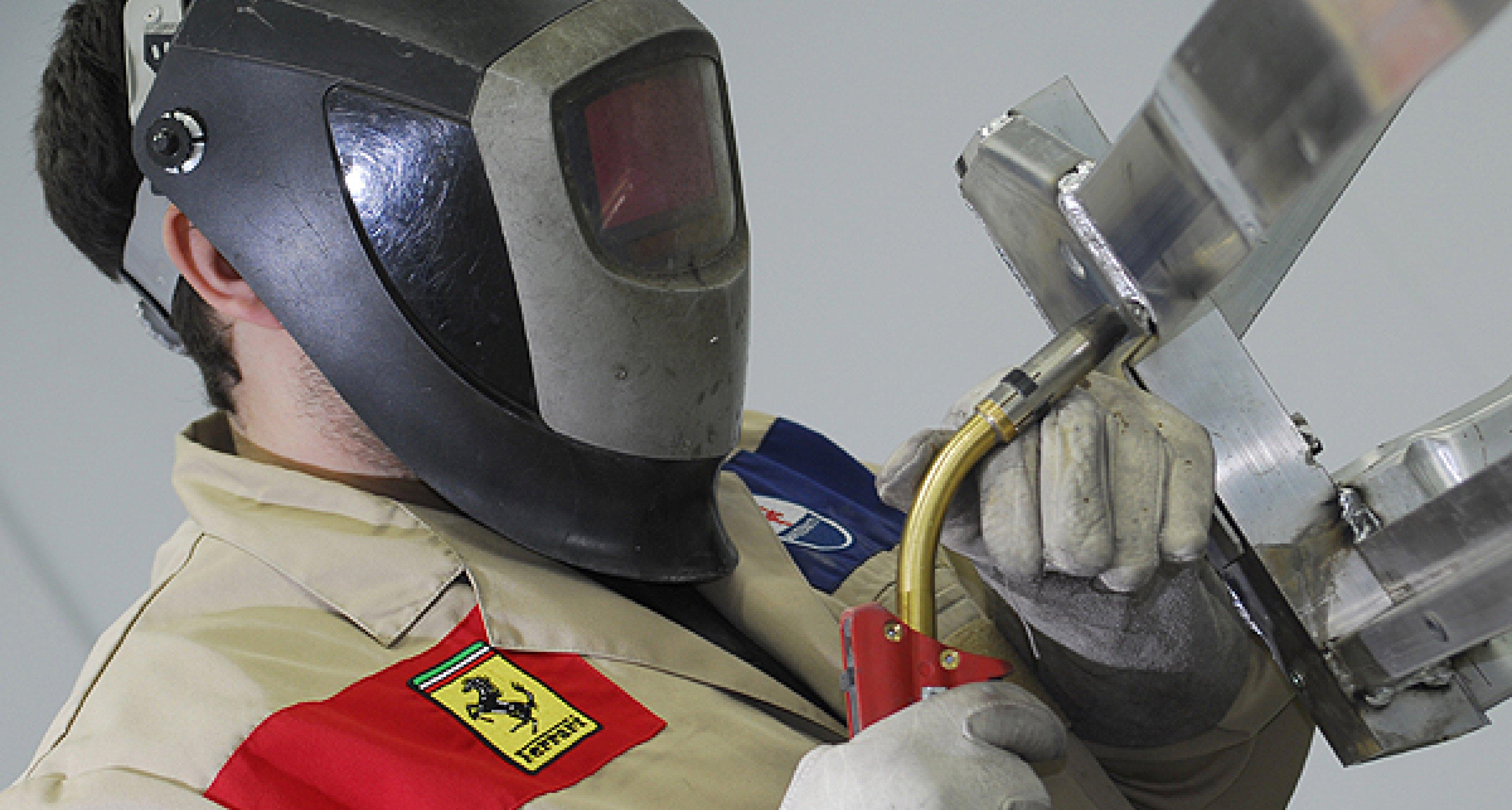 Bodytechnics: New Ferrari Body Repairer in UK