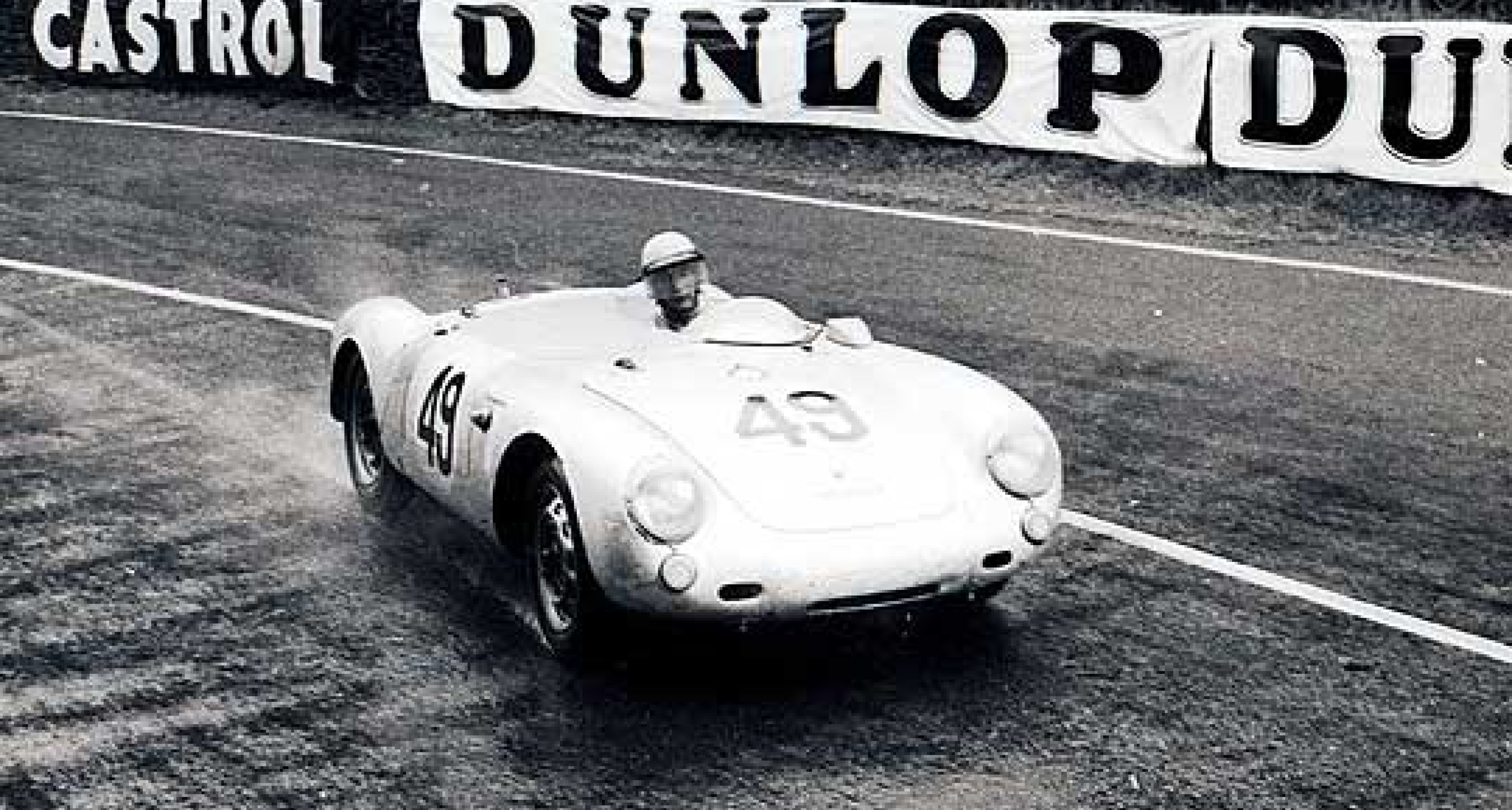 '55 Le Mans class winning Porsche emerges onto open market for first time in two decades