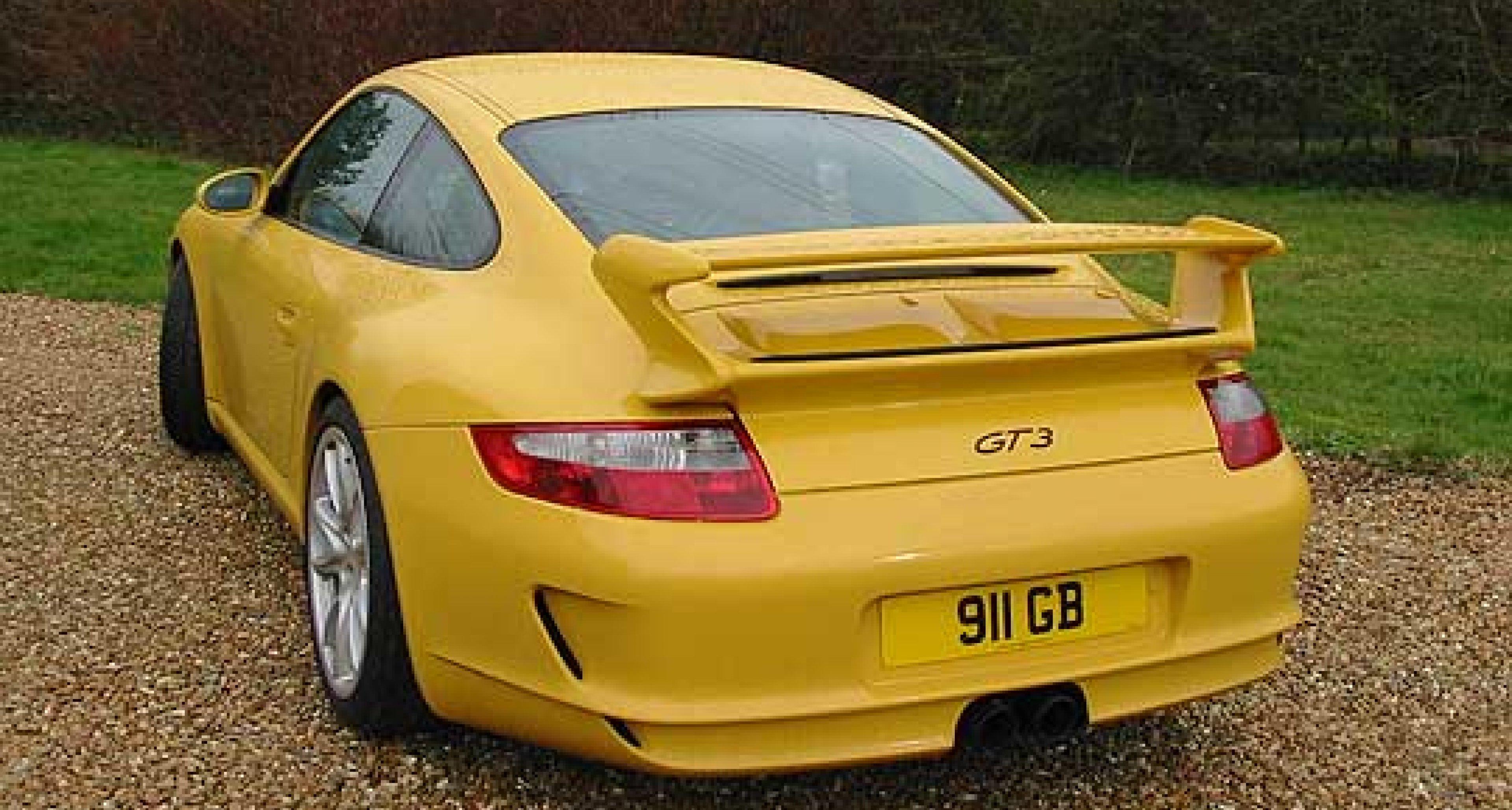 Porsche 911 GT 3