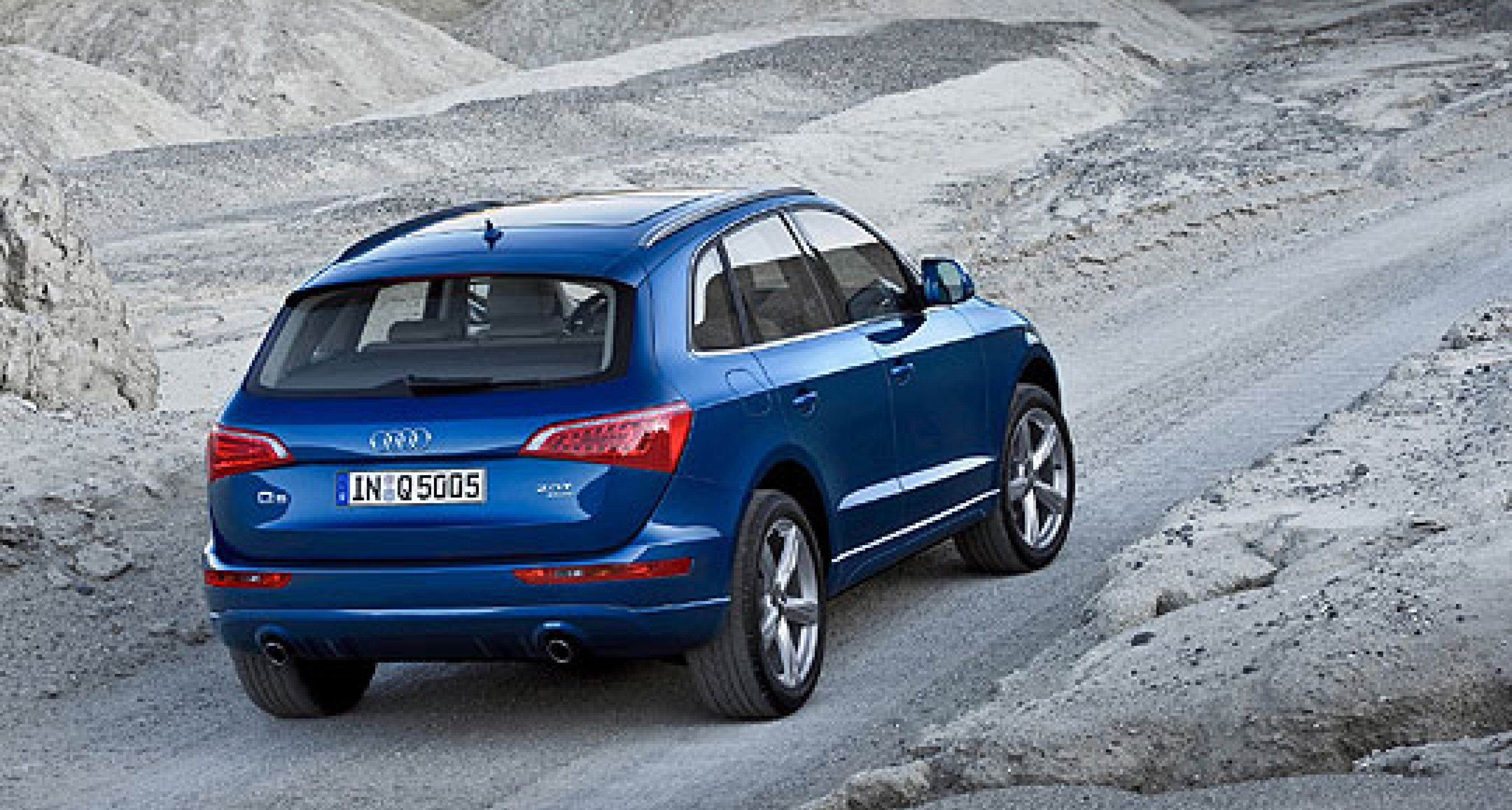 Audi Q5 Aims for Sporty Image
