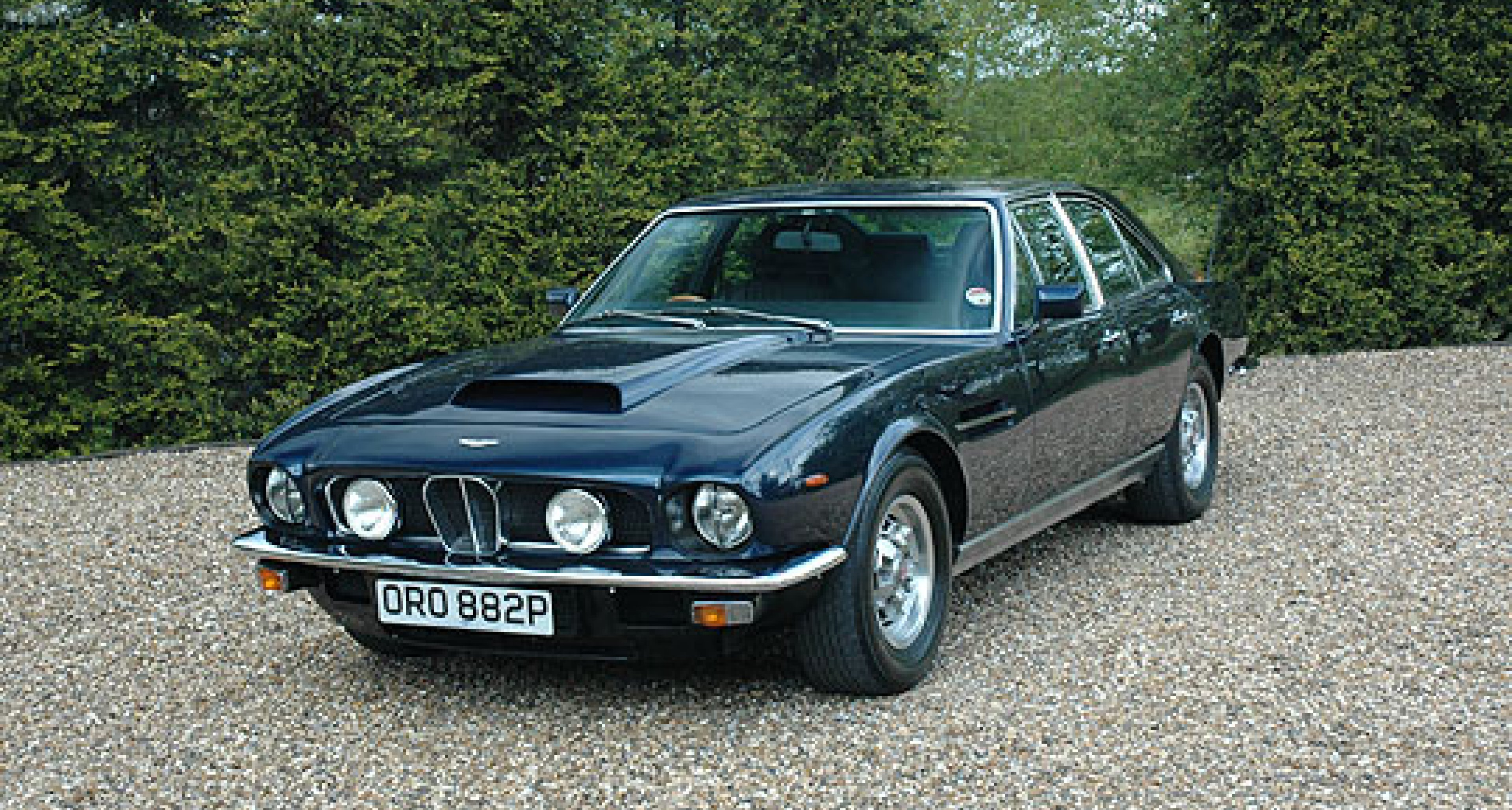 Bonhams Aston Martin Sale at Newport Pagnell -  17th May 2008 - Preview