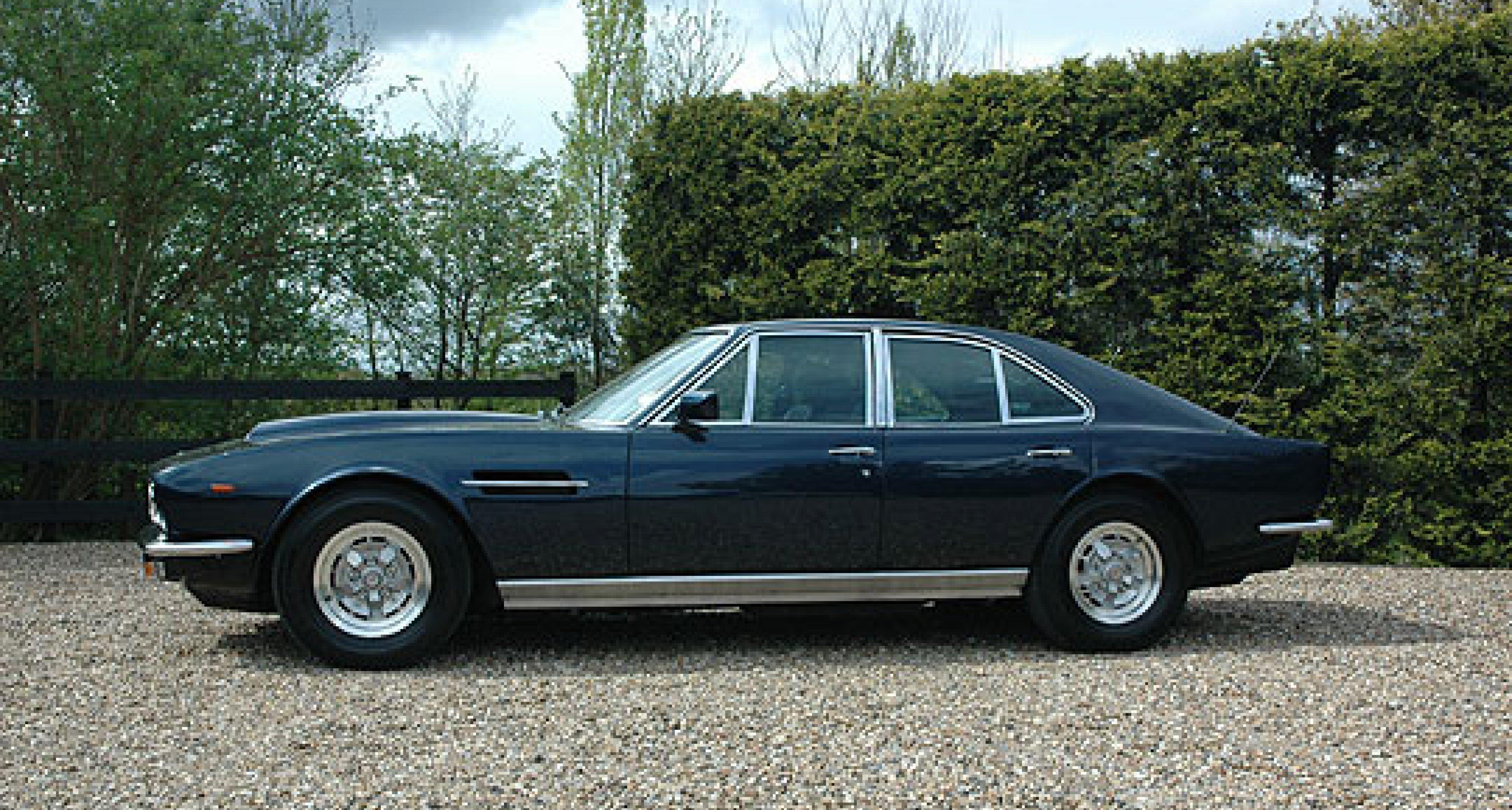 Lagonda V8 Series 1 Classic Driver Magazine