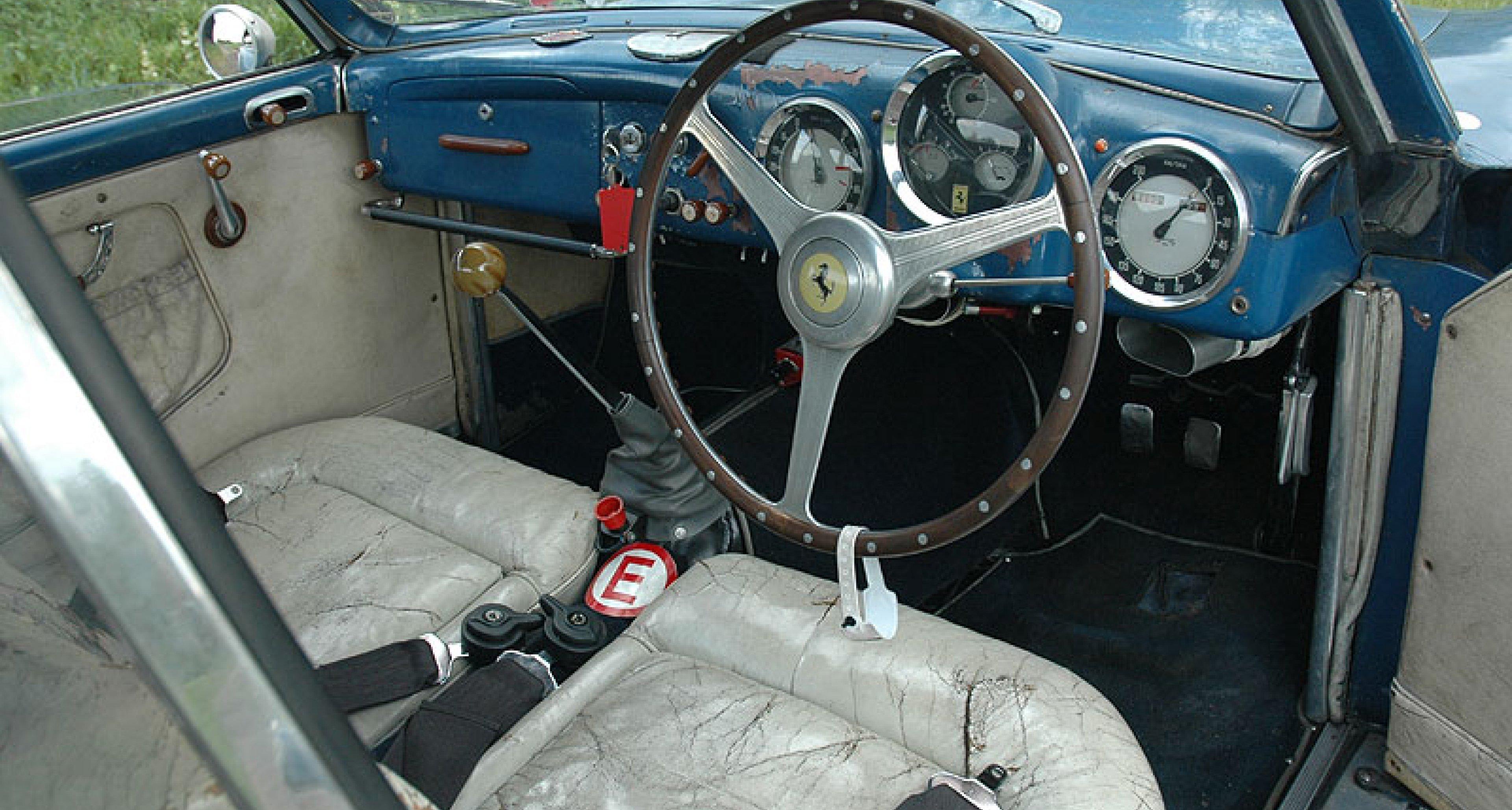 1950 Ferrari 166/195 Inter