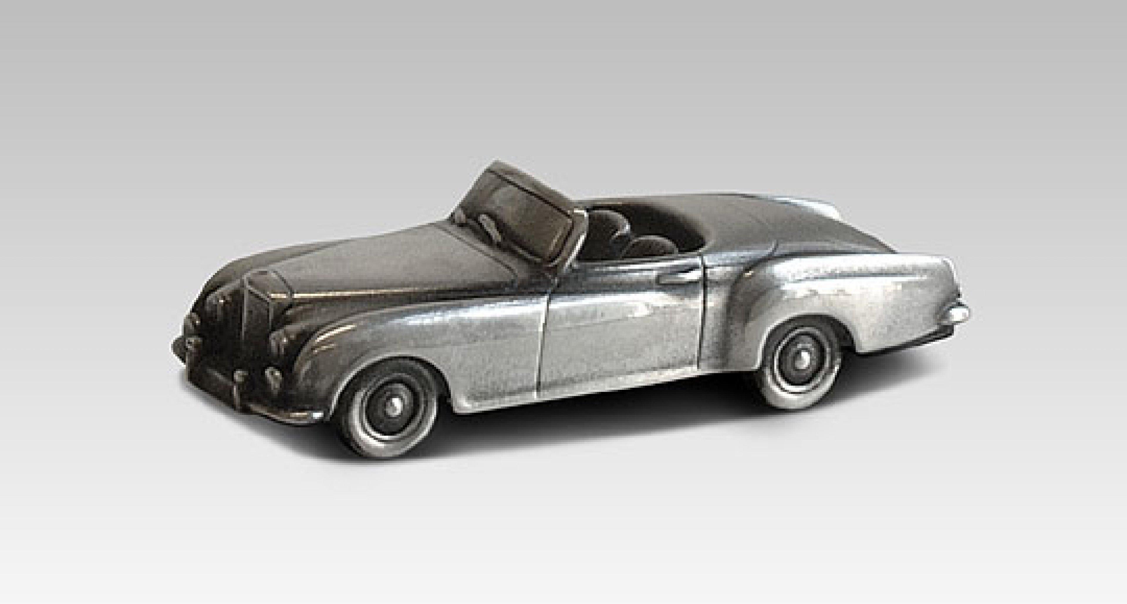 Bond was a Bentley Man