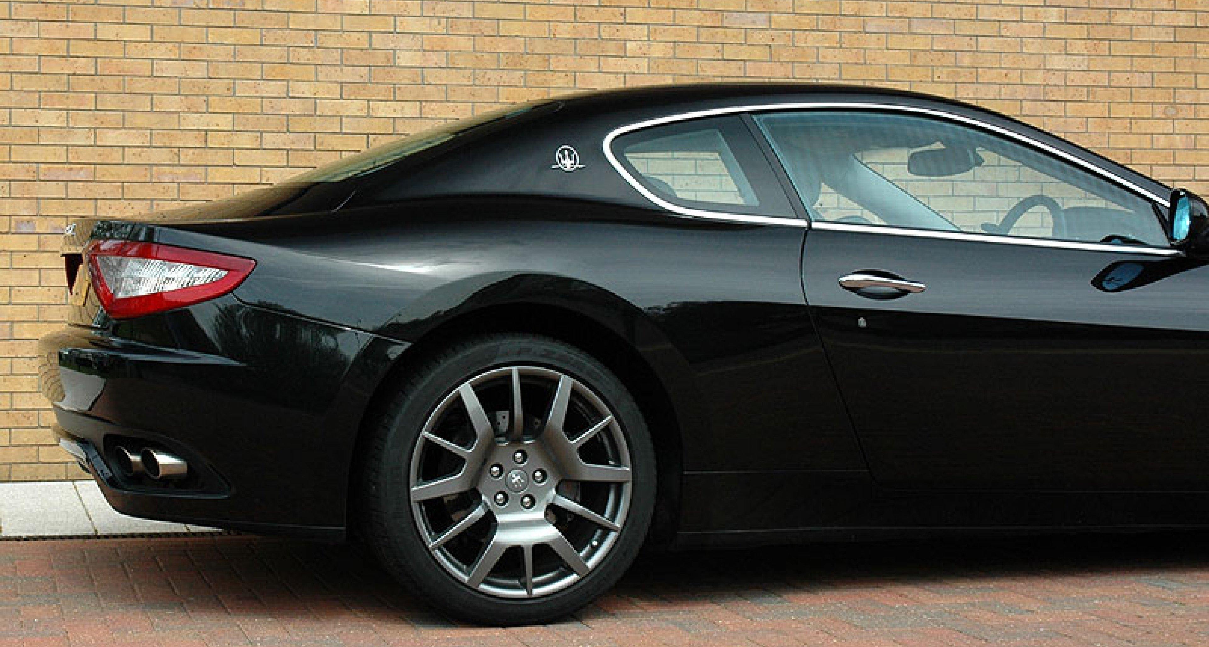 Grand Tourer: Maserati GranTurismo