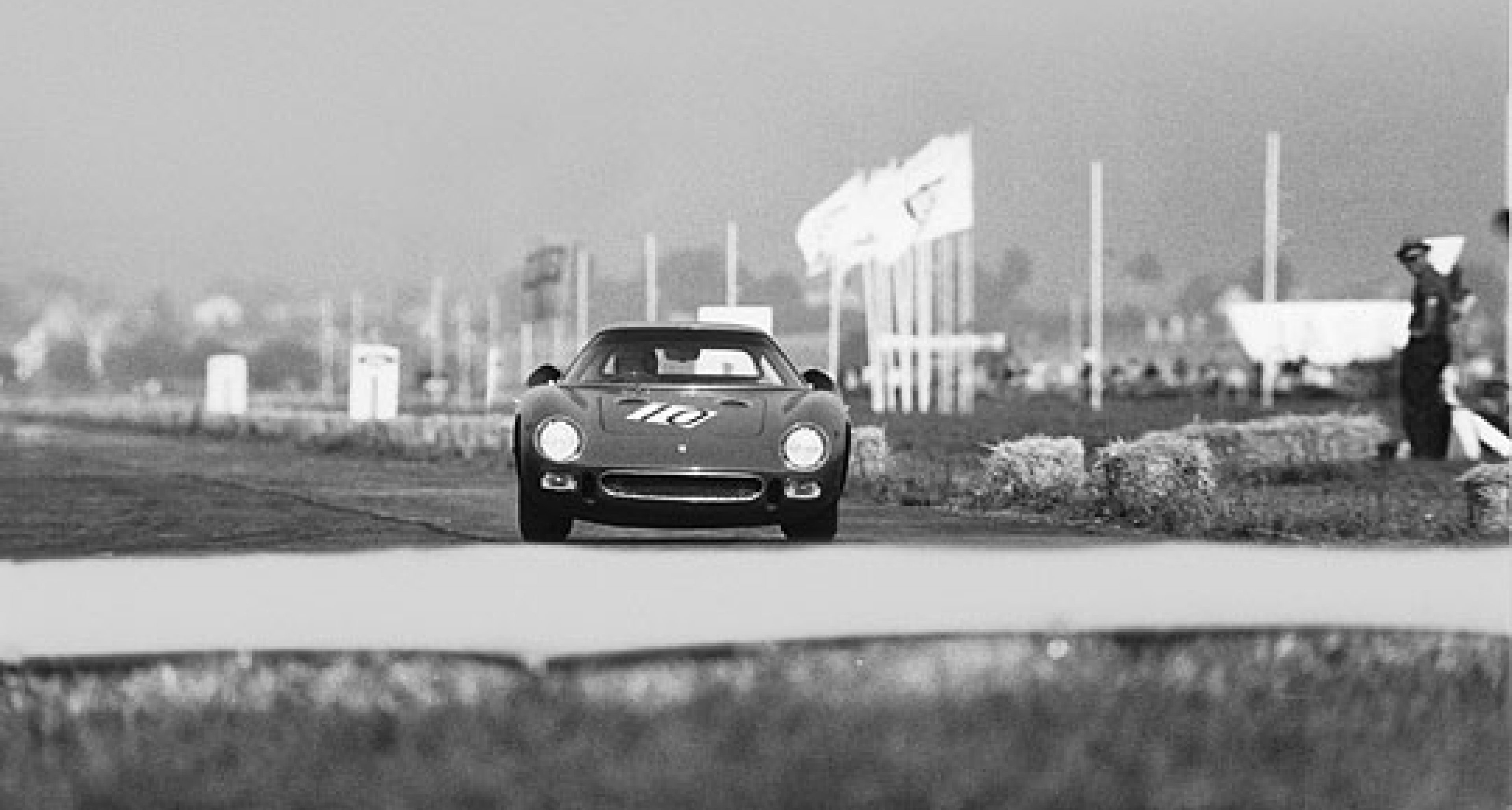 1964 Ferrari 250 LM: Dramatic Last-Minute Entry in 2008 Maranello Sale