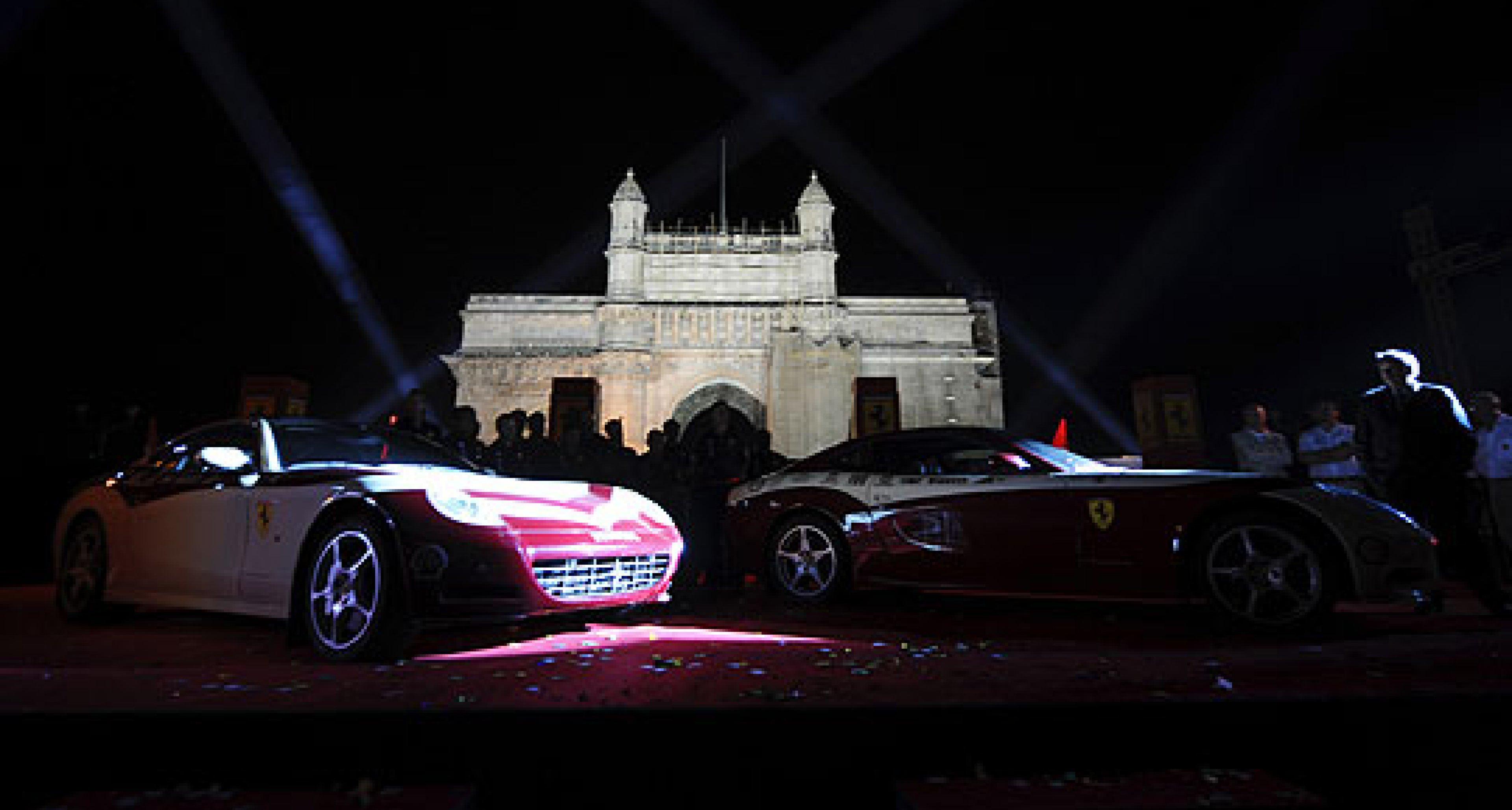 Ferrari Tour Returns to Mumbai