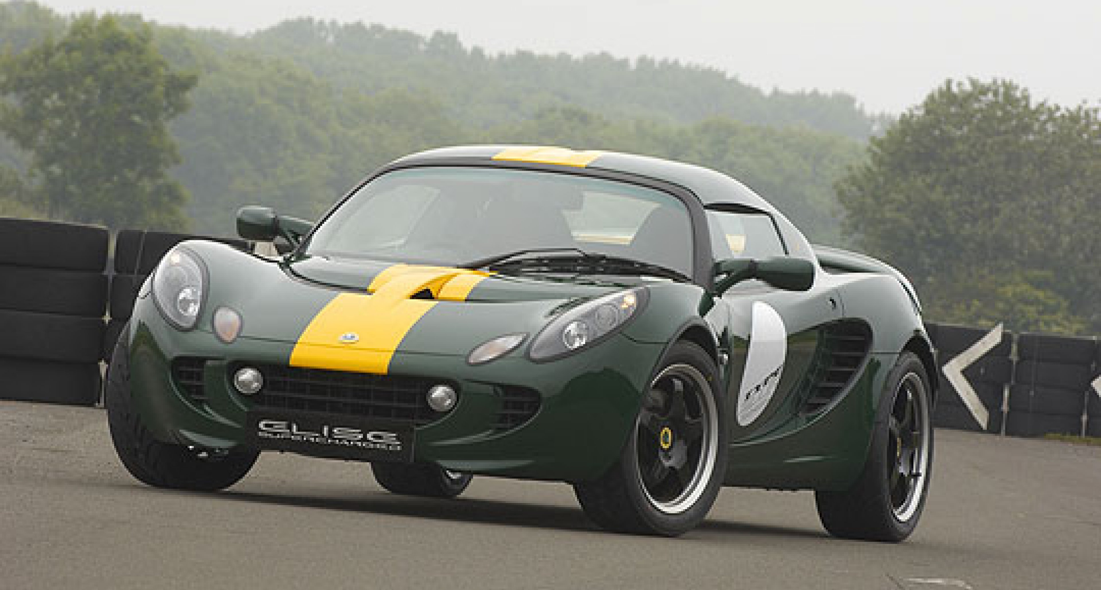 News from Lotus: The Clark Type 25 Elise SC