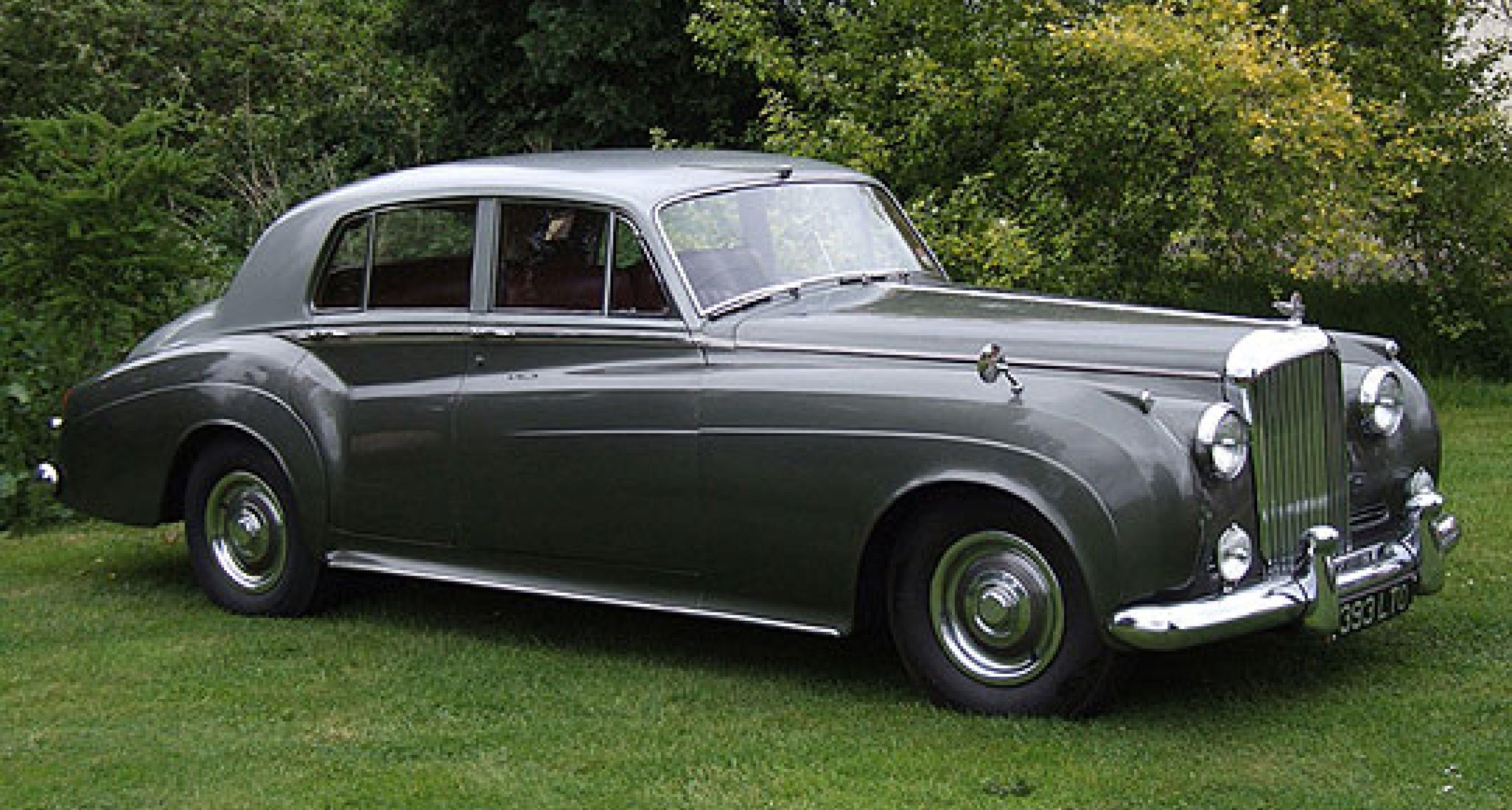 Bonhams Rolls-Royce and Bentley Sale, Kelmarsh Hall - June 21st 2008