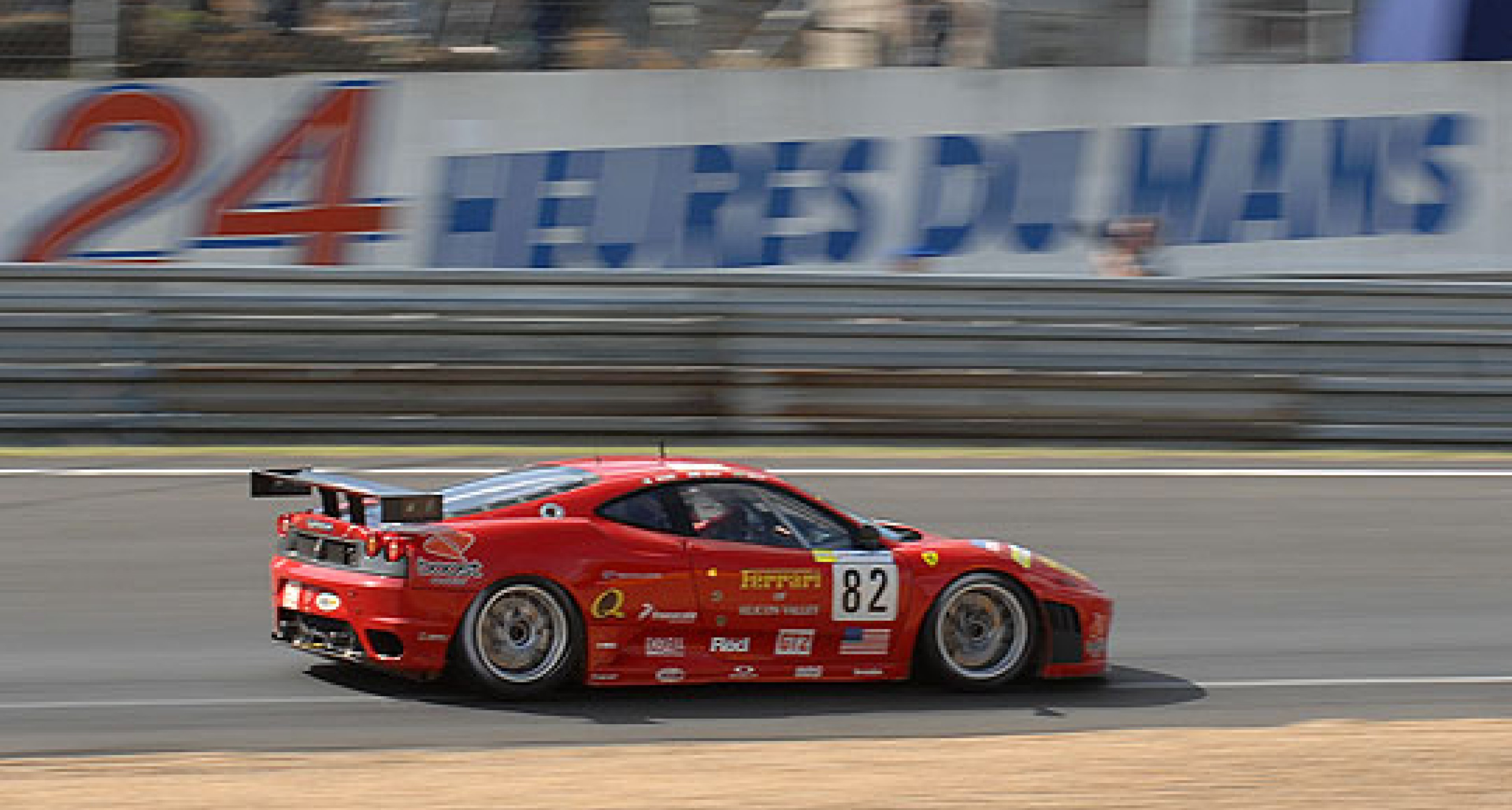 The 2008 Le Mans 24 Hours