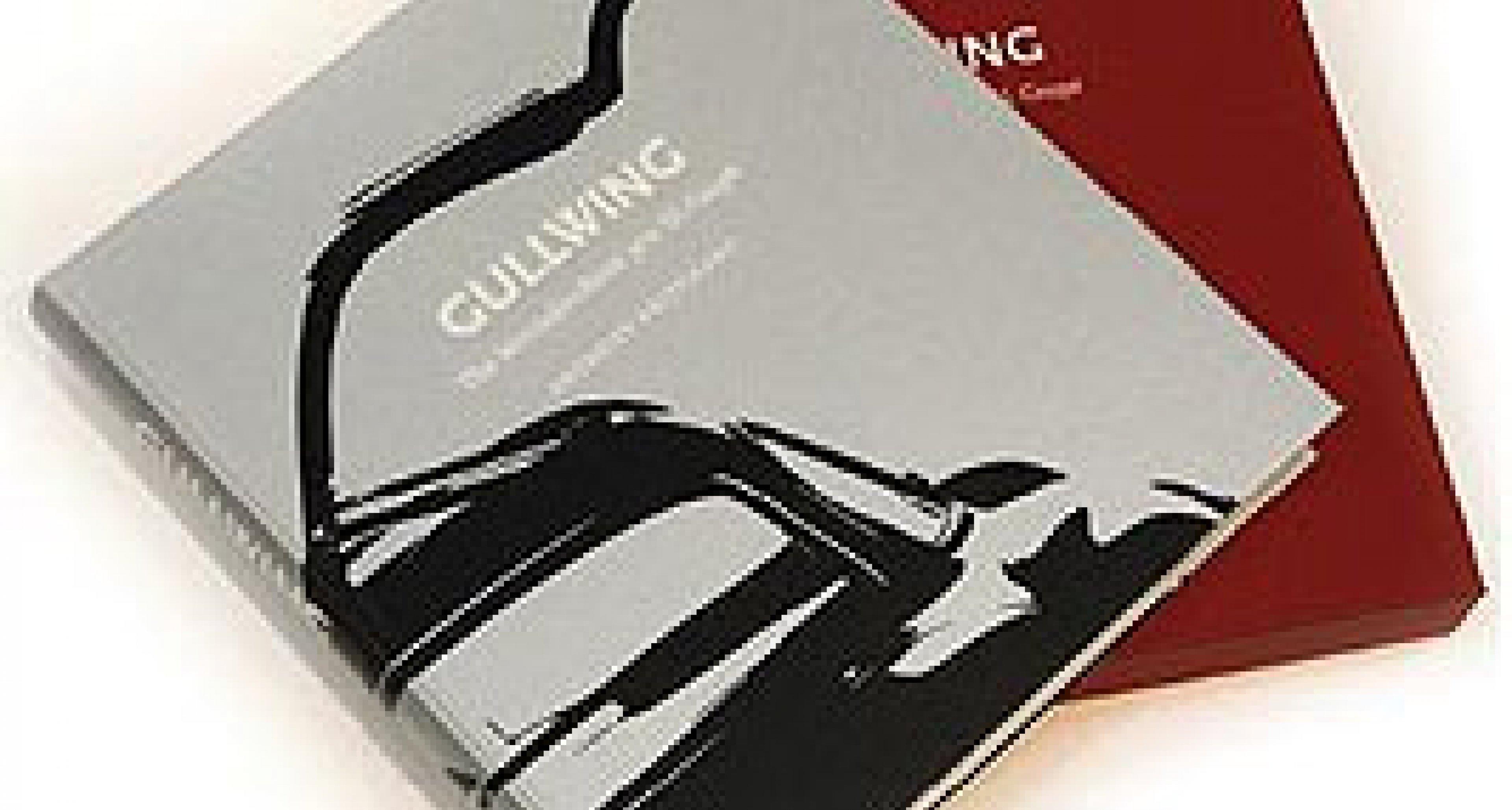 Gullwing: The Mercedes-Benz 300 SL Coupé