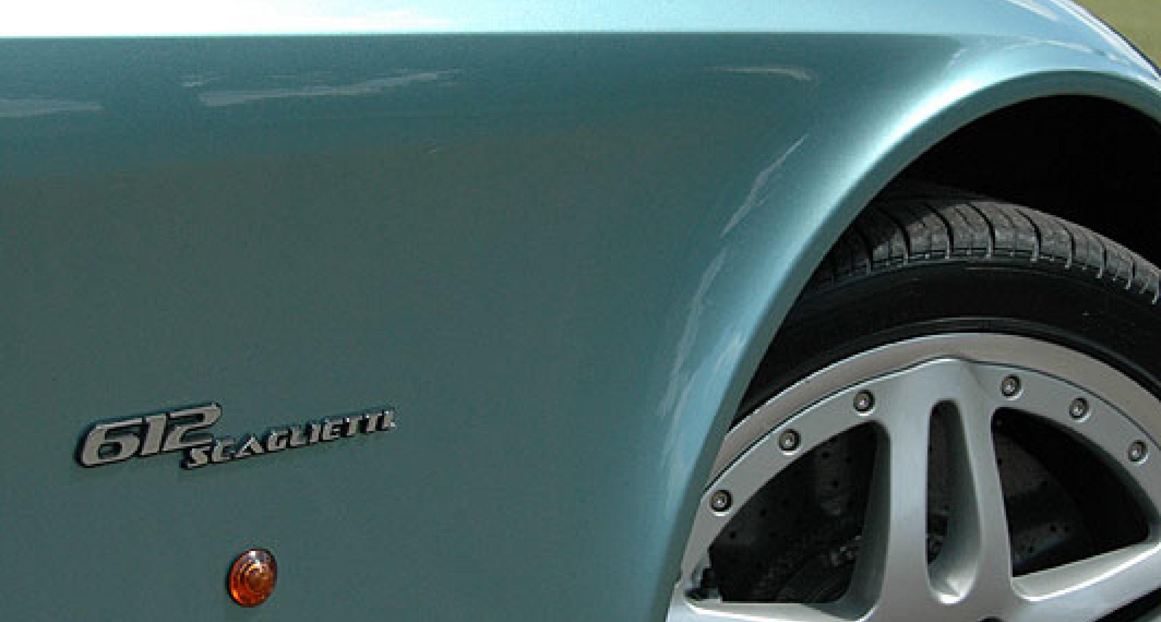 Out of the Blue: Ferrari 612 Scaglietti HGTC