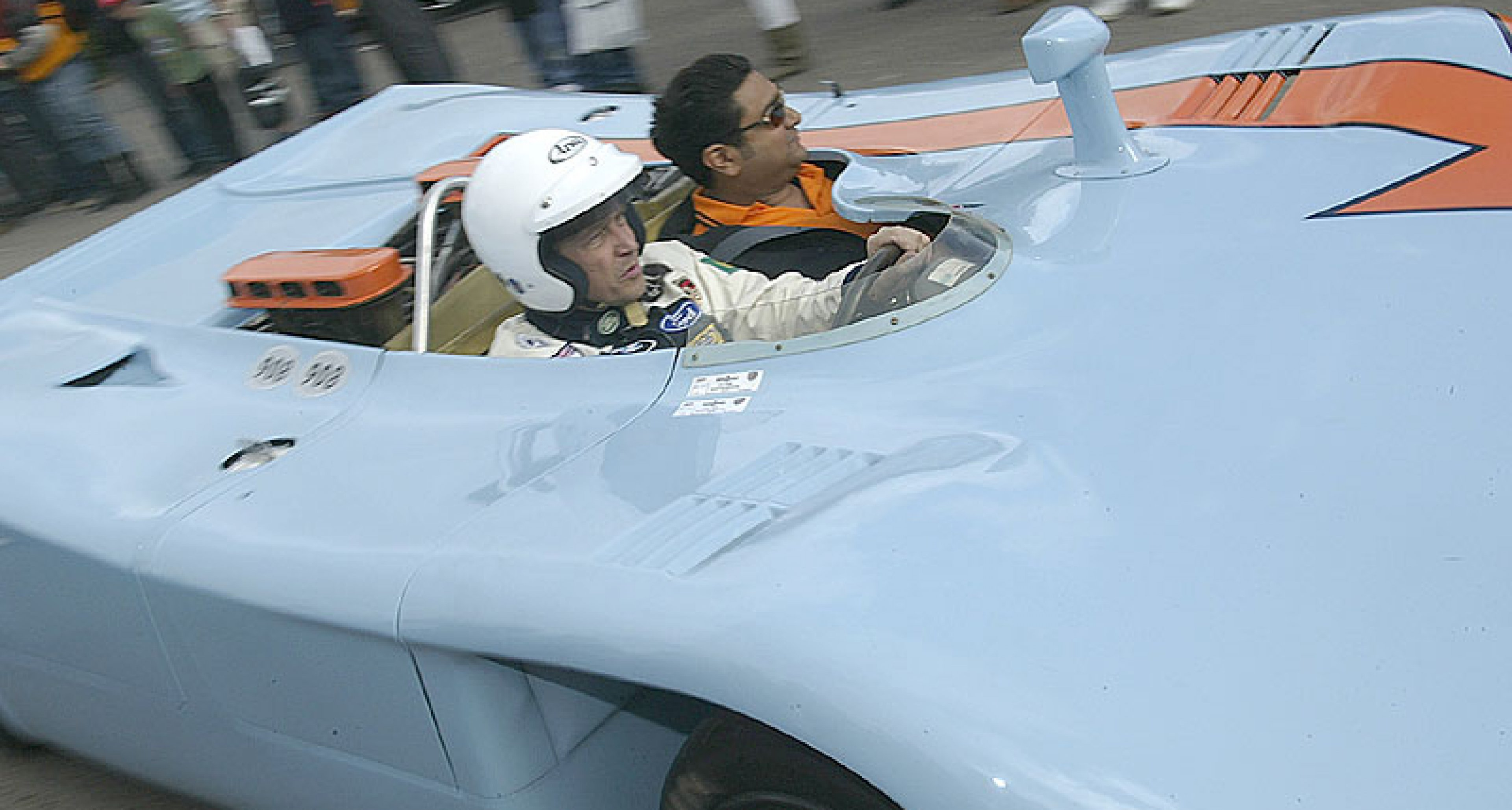 The 2008 Goodwood Festival of Speed