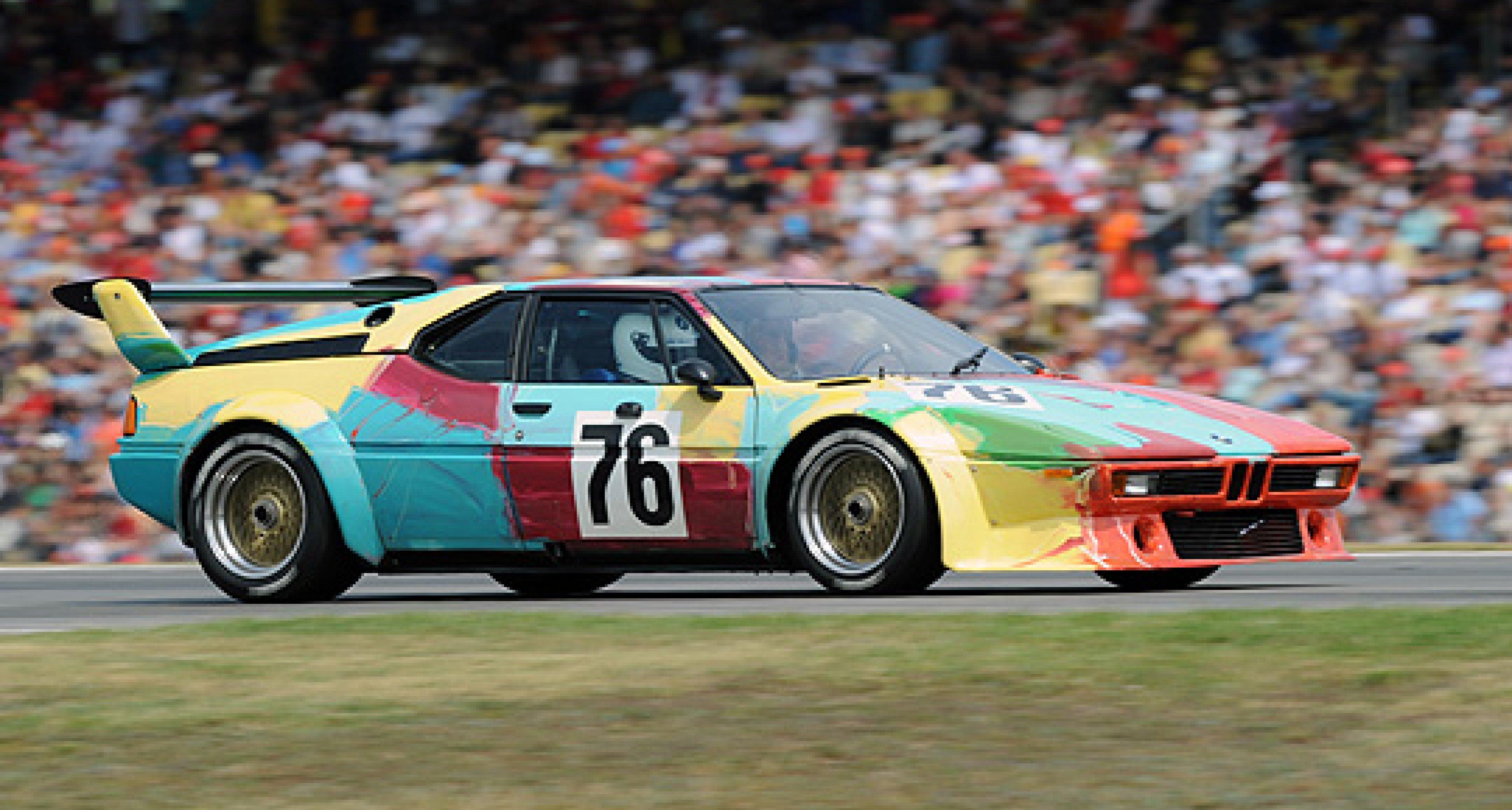 Return of the BMW M1 Procars