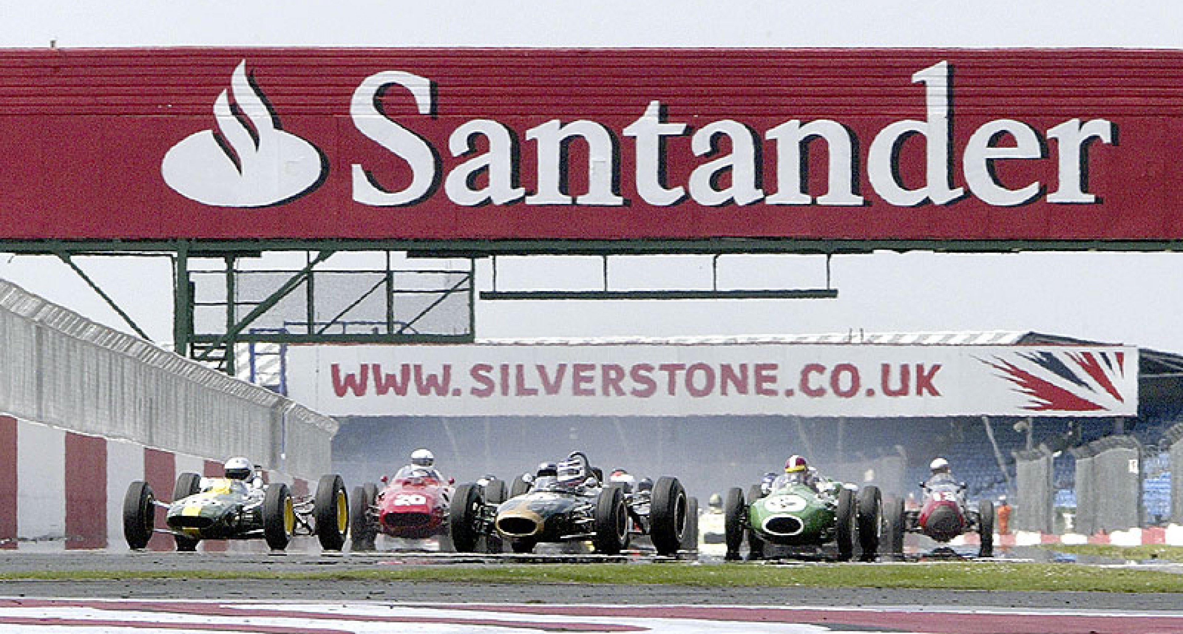 Silverstone Classic 2008