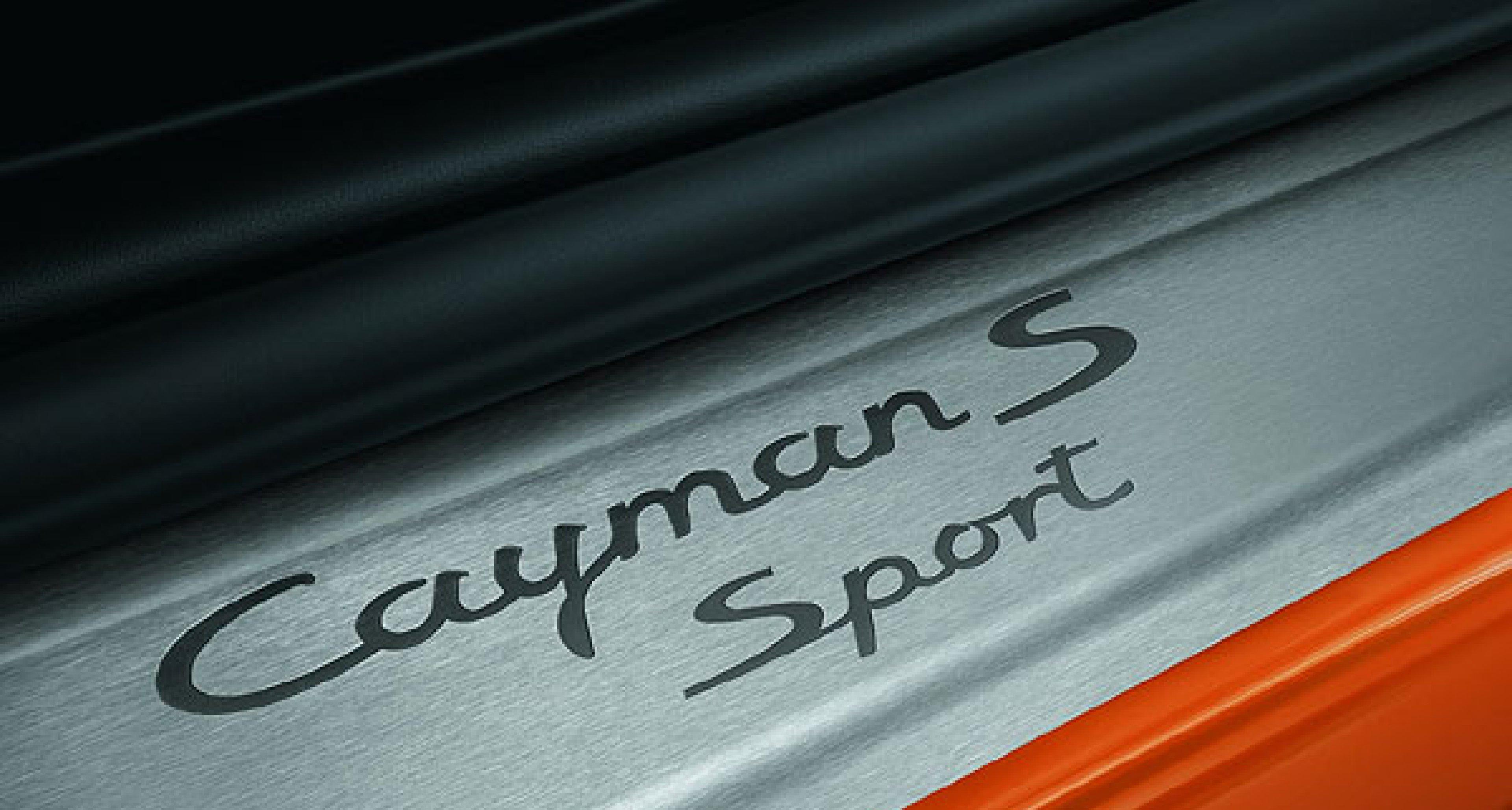 New Porsche Cayman Breaks 300bhp Barrier