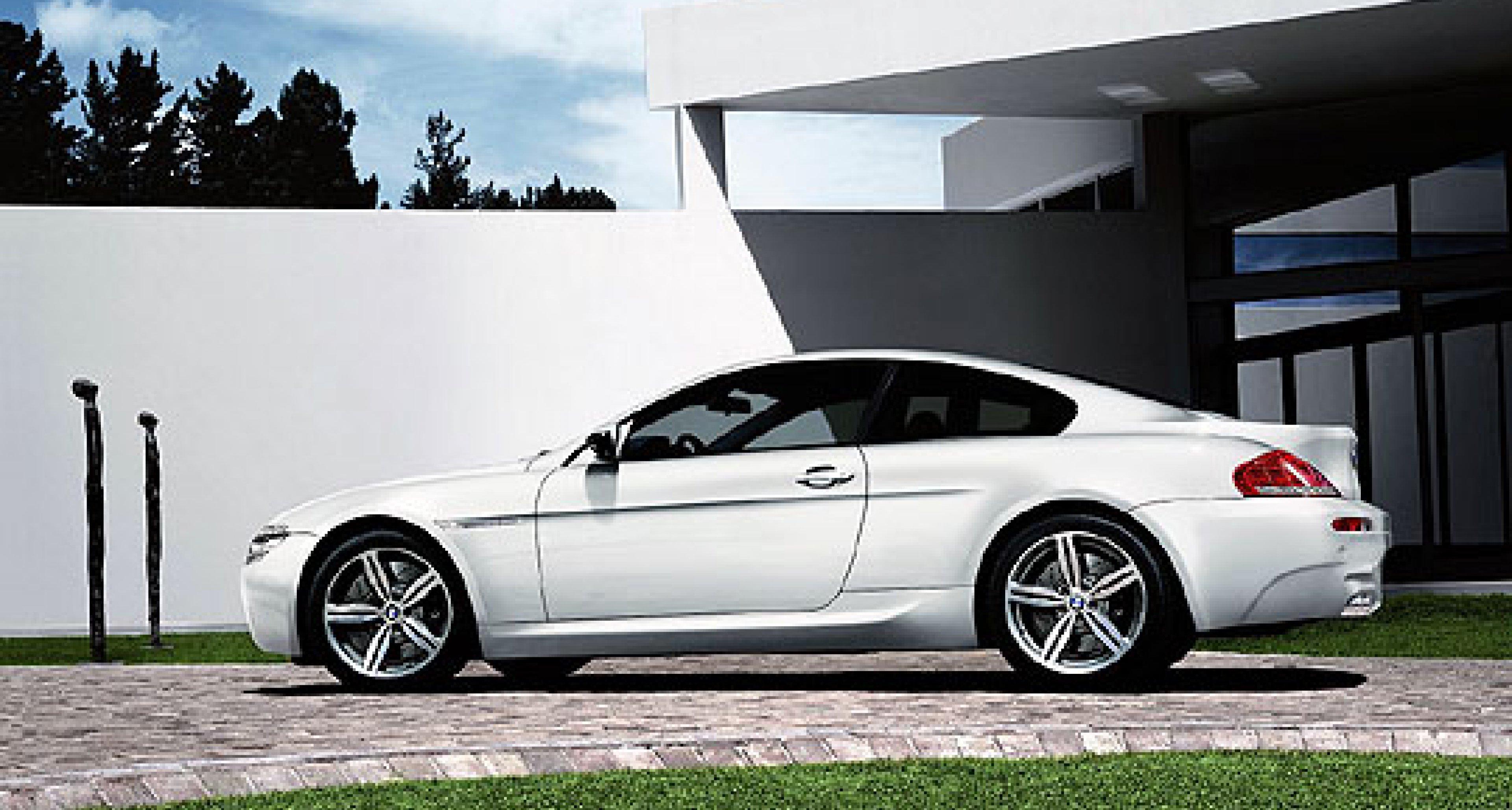 BMW Reveals 6 Series Enhancements