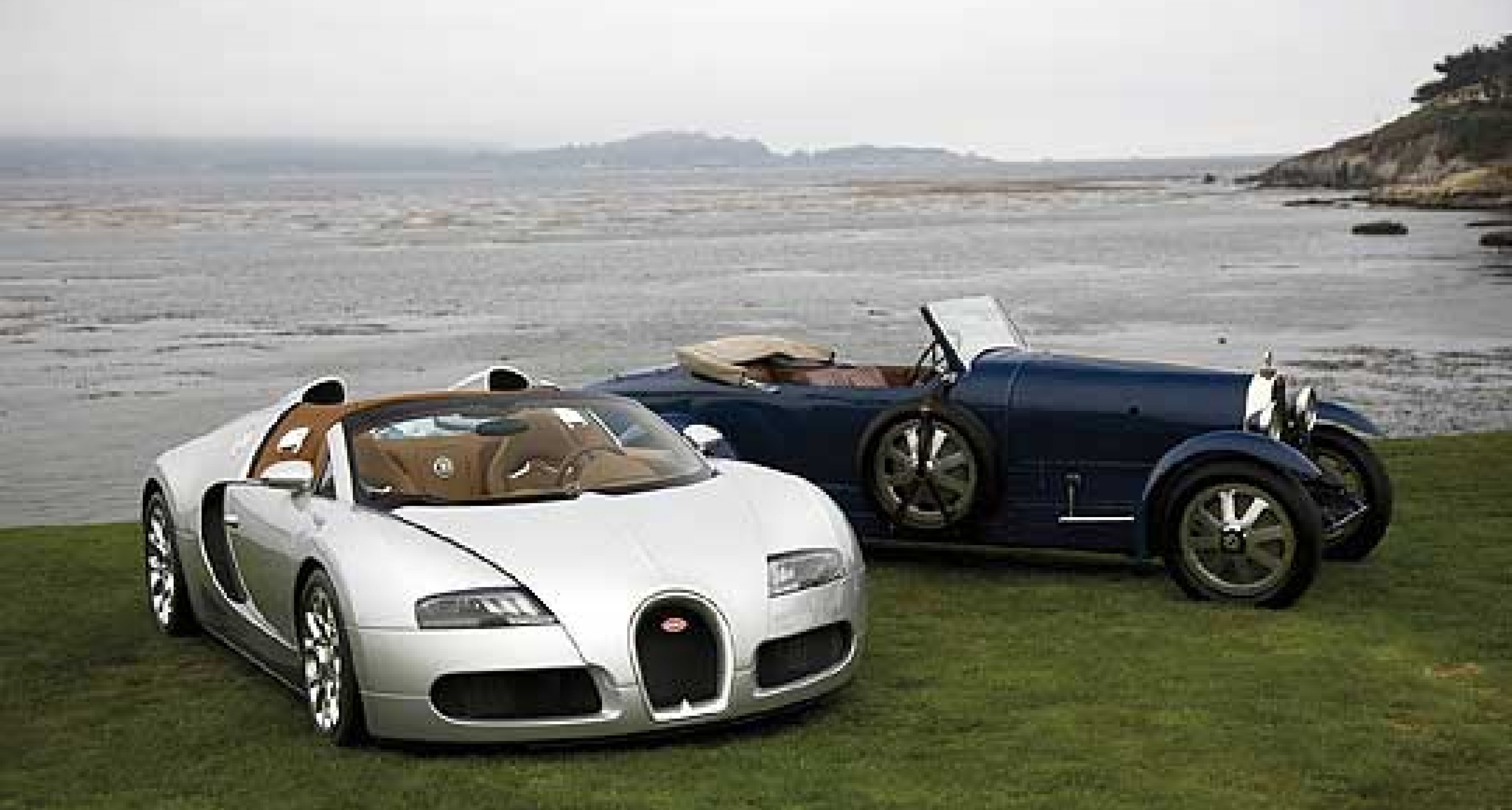 Bugatti Veyron 16.4 Grand Sport Launched at Pebble Beach