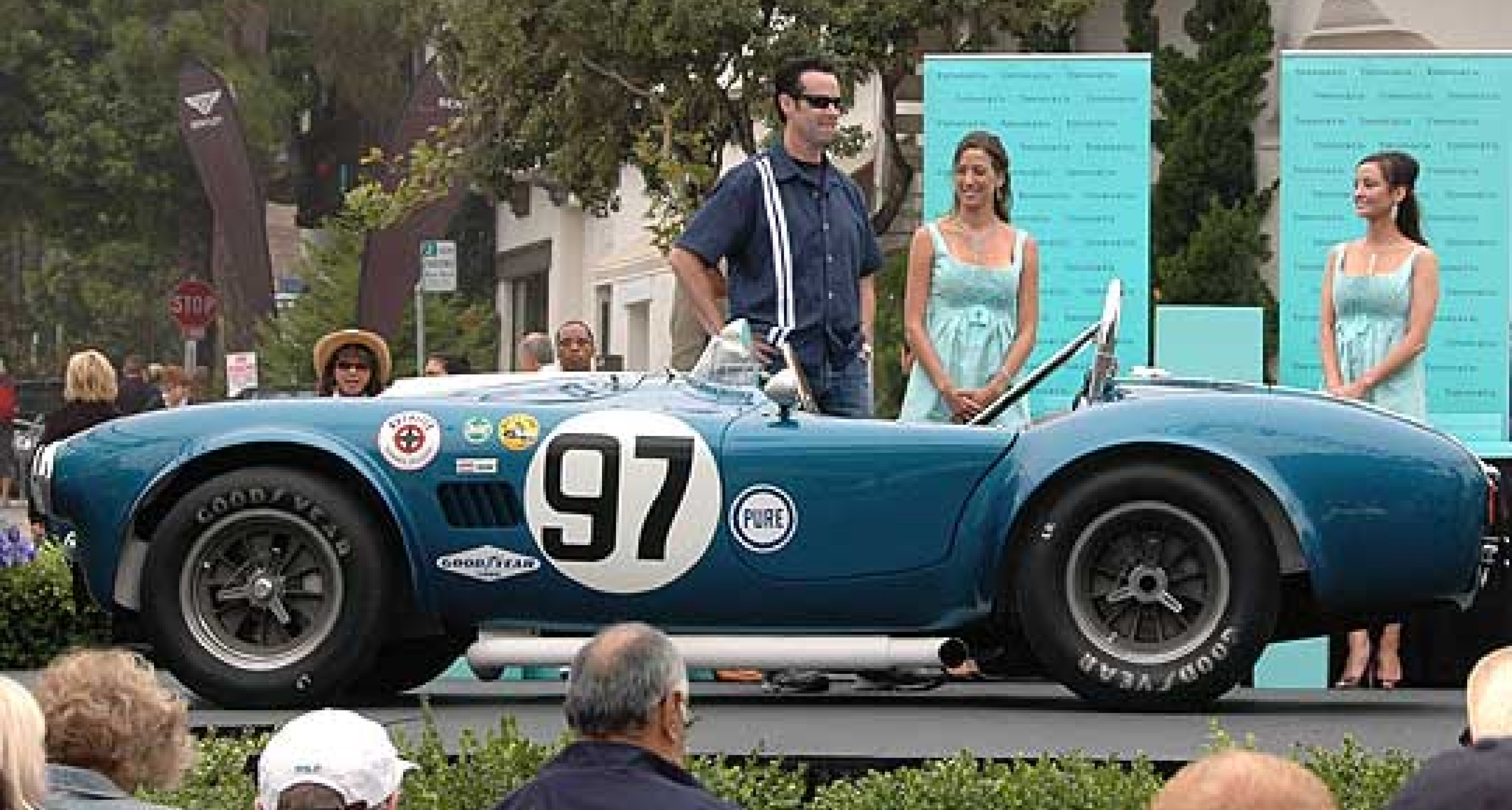 The Concours on the Avenue 2008