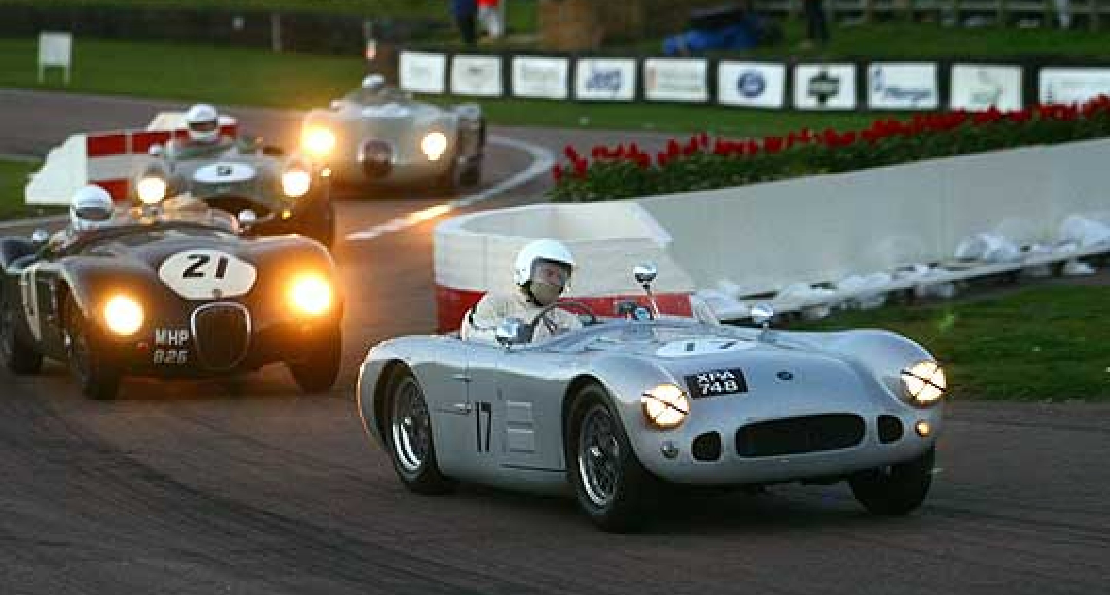 Goodwood Revival 2008 - Preview