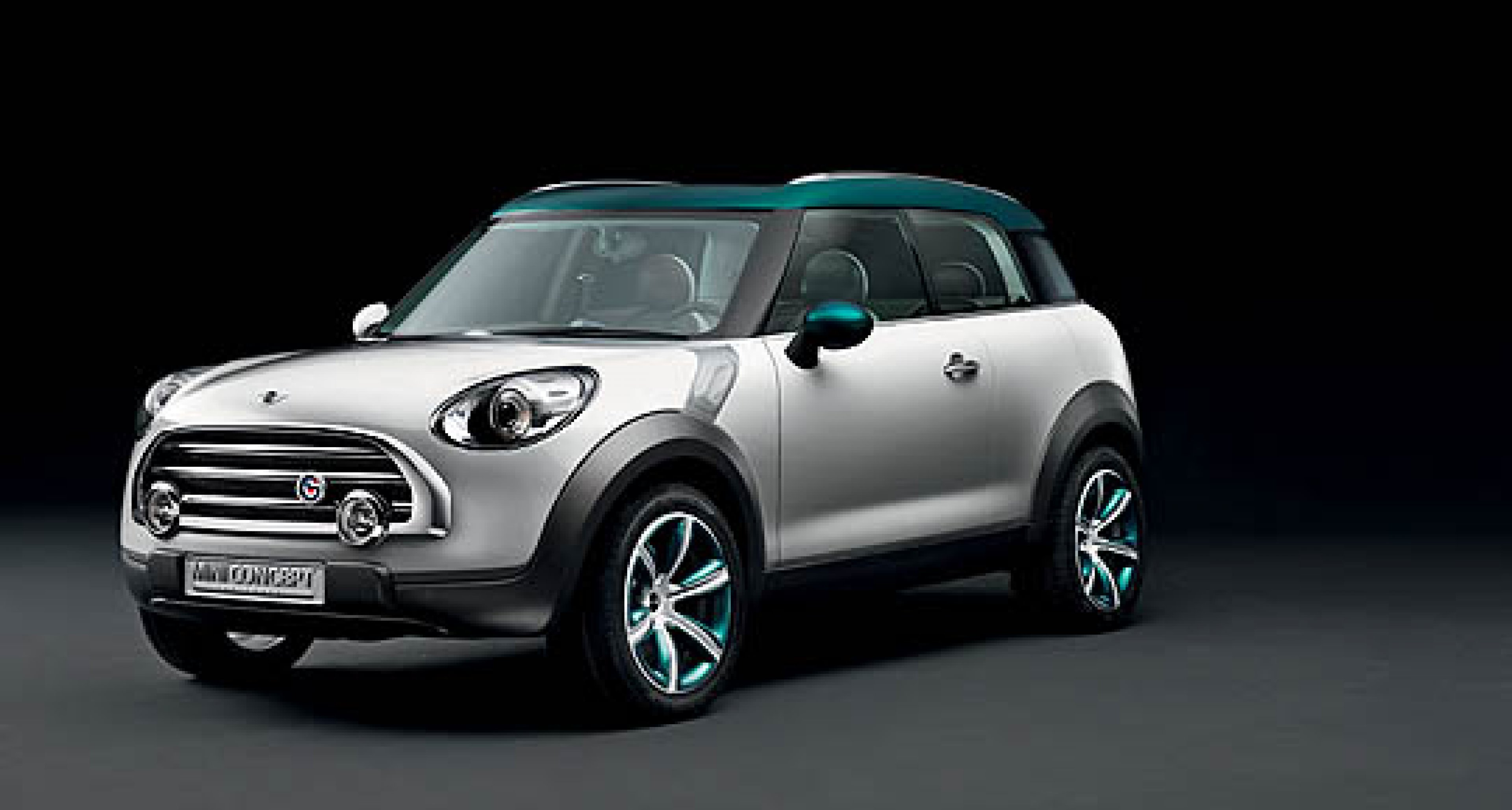 MINI Crossover: Paris Show Concept Will See Production