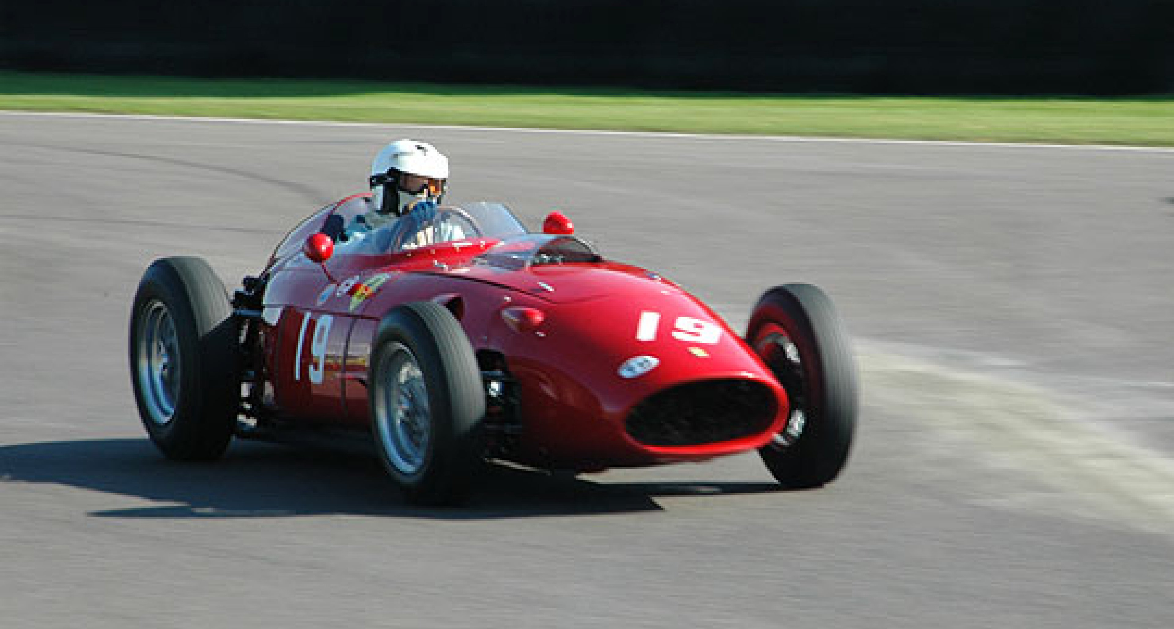 The 2008 Goodwood Revival