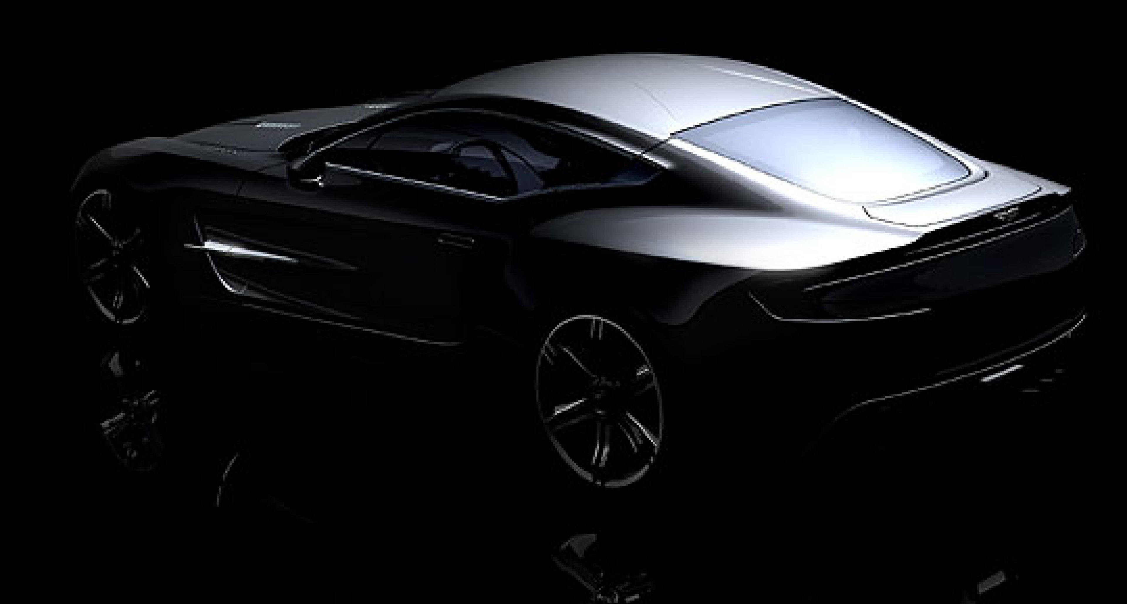 Aston Martin Project One-77: Further Photo Revealed - Surprise Appearance at Paris Show