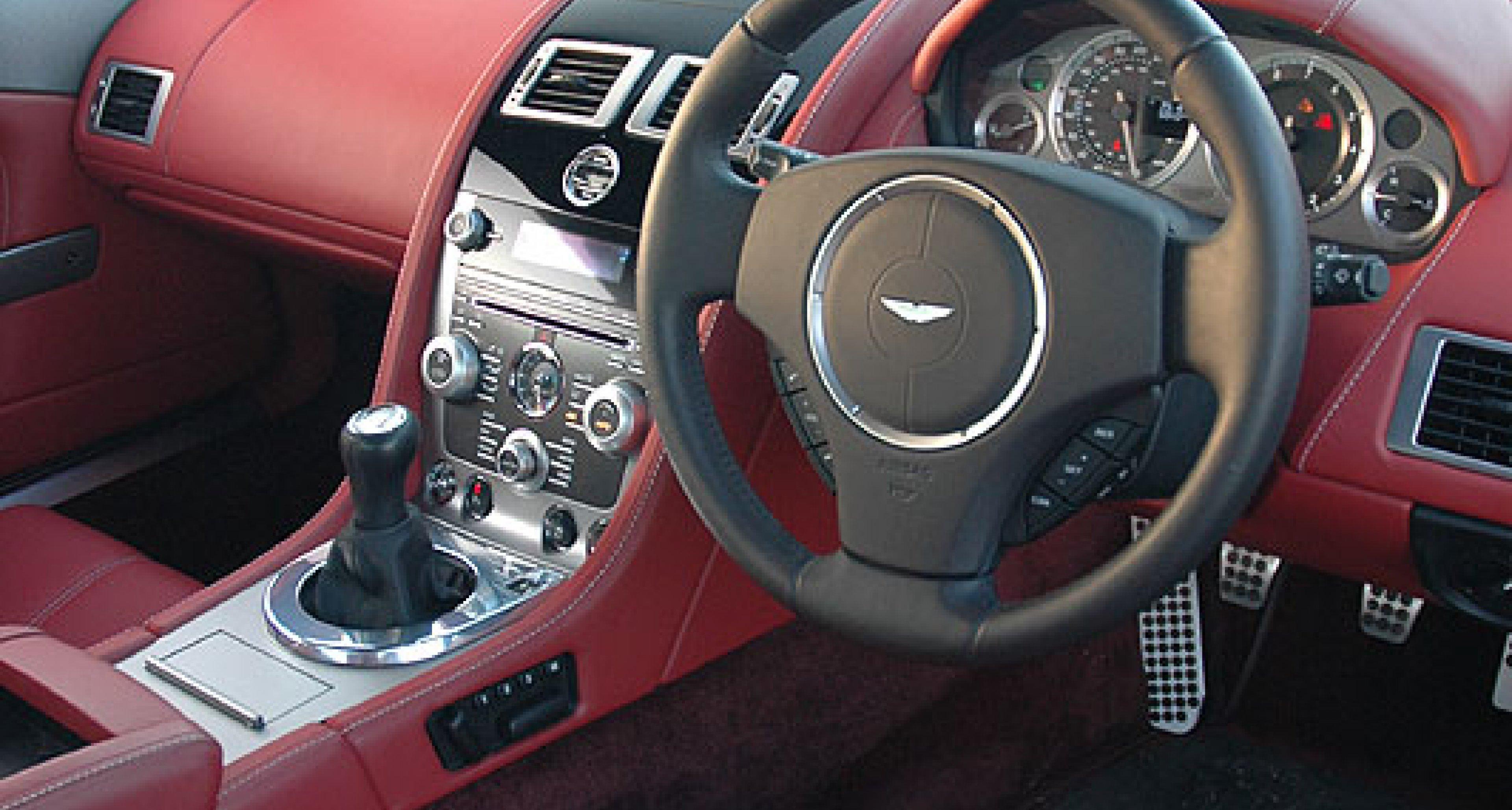 Road Test Aston Martin Db9 Sports Pack Classic Driver Magazine