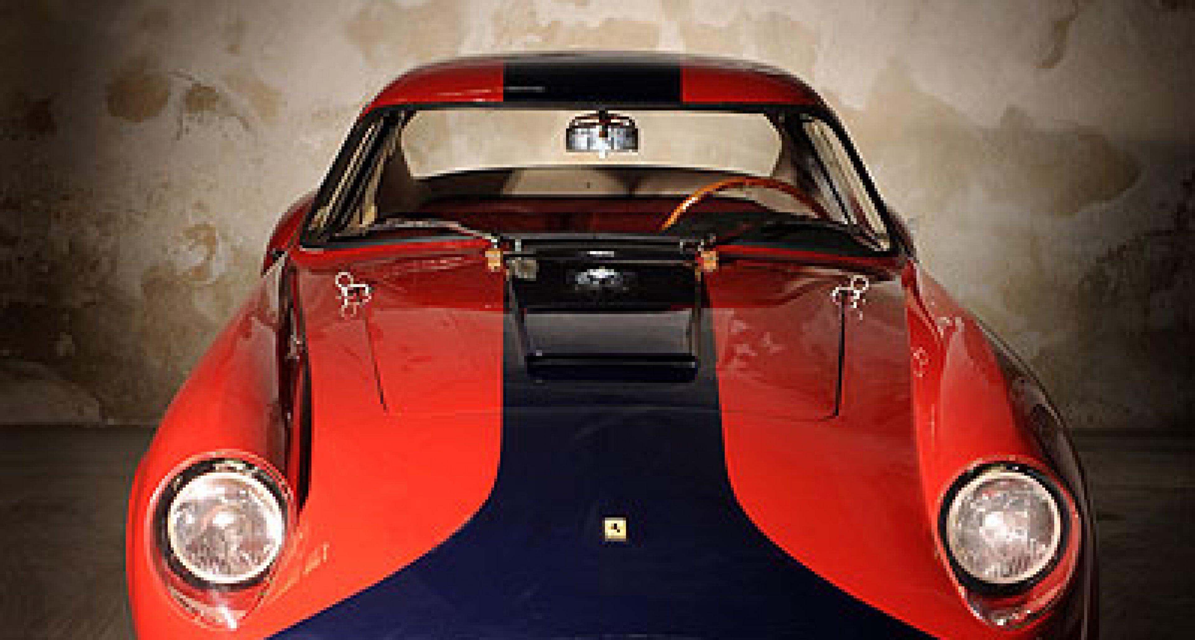 Star Ferraris at Bonhams, Gstaad