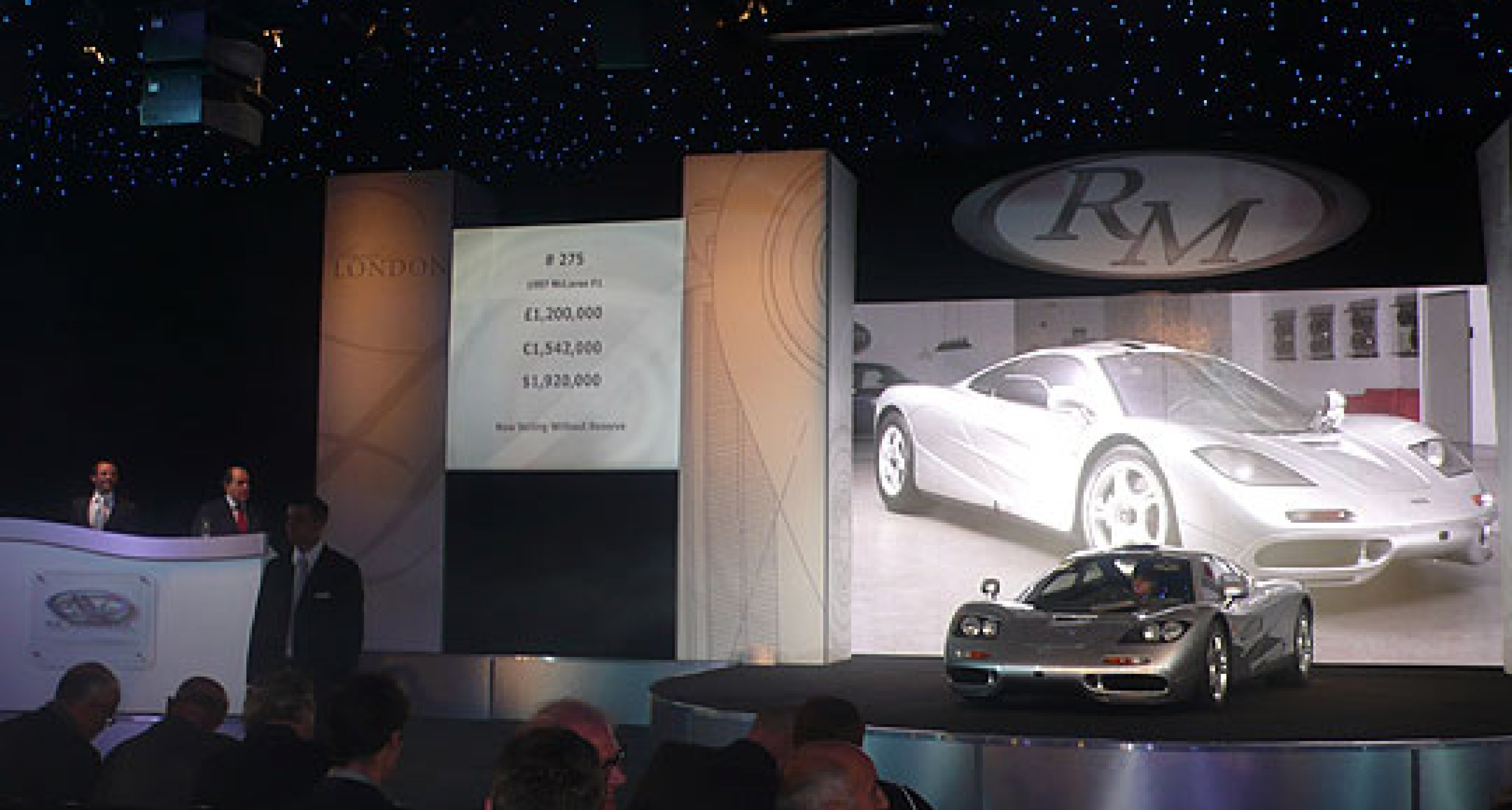 RM Auctions - Automobiles of London 29th October 2008 - Review