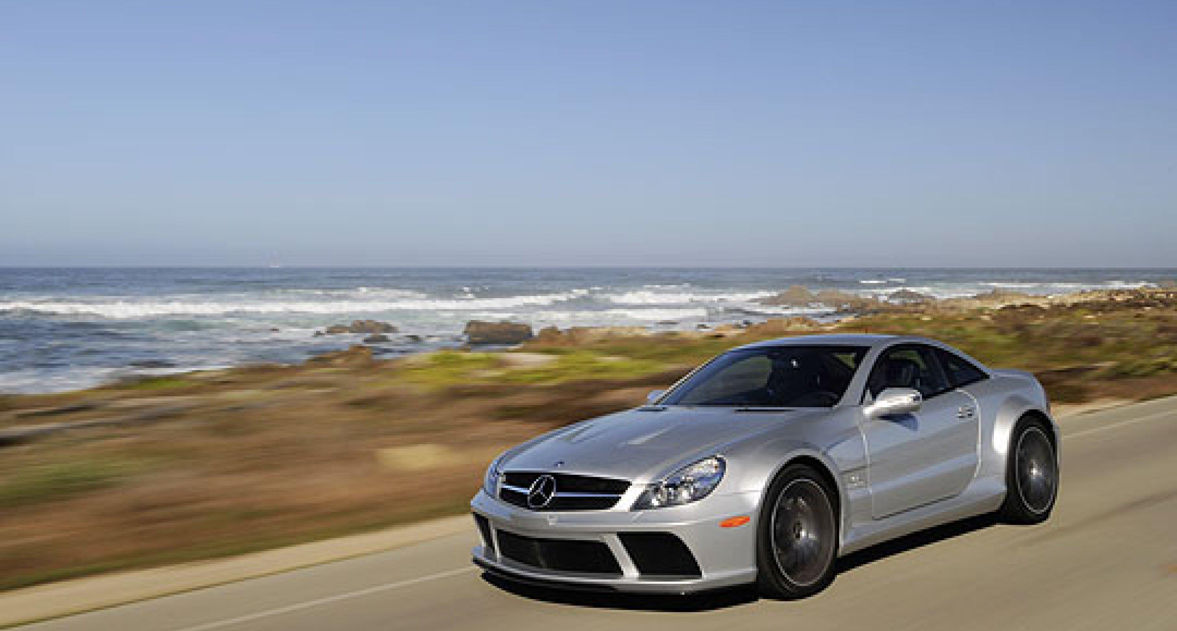 New AMG Performance Models Launched at Laguna Seca