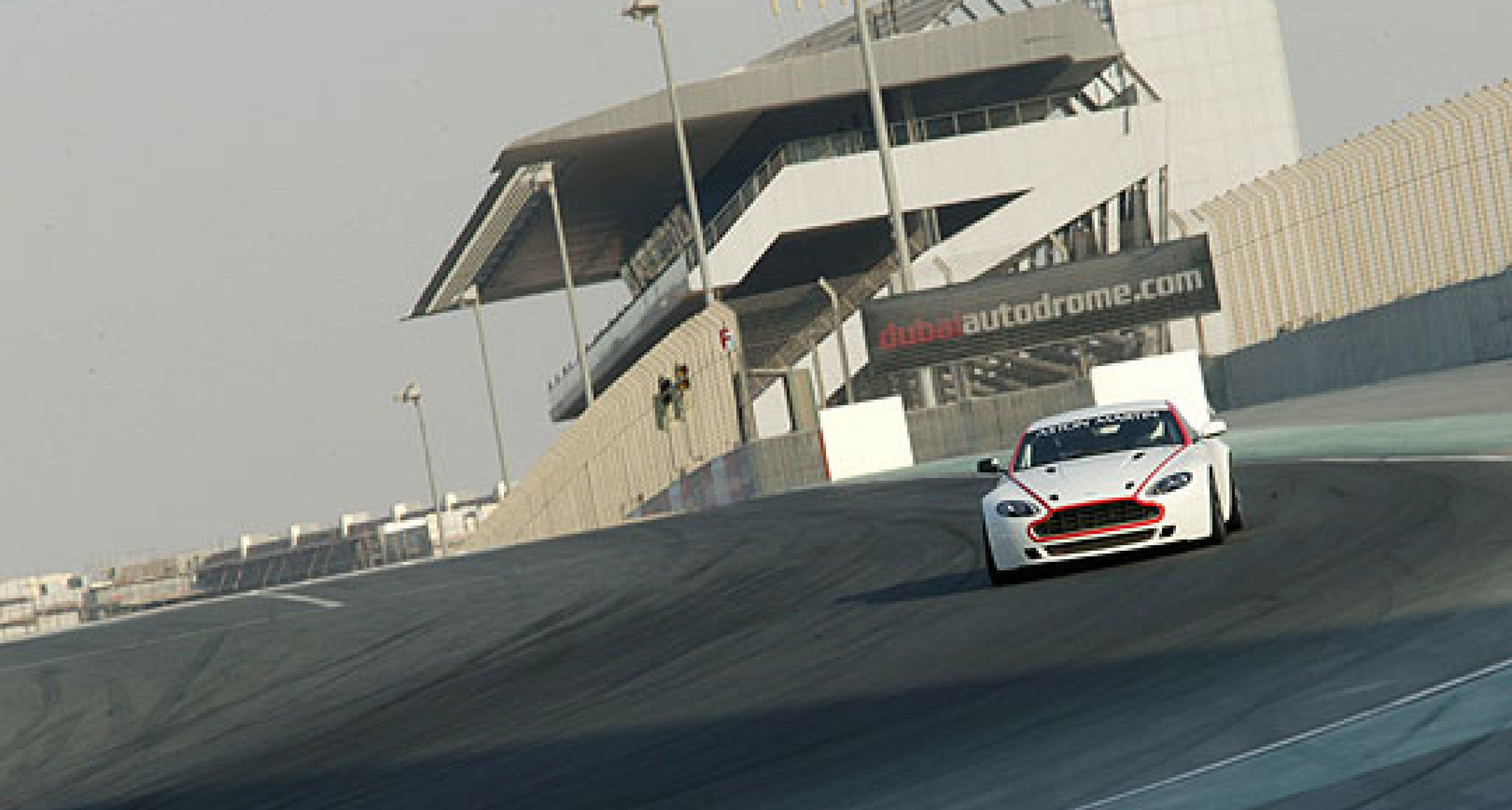 4.7-litre Vantage GT4 replaces N24 as Aston Martin's Production Racer