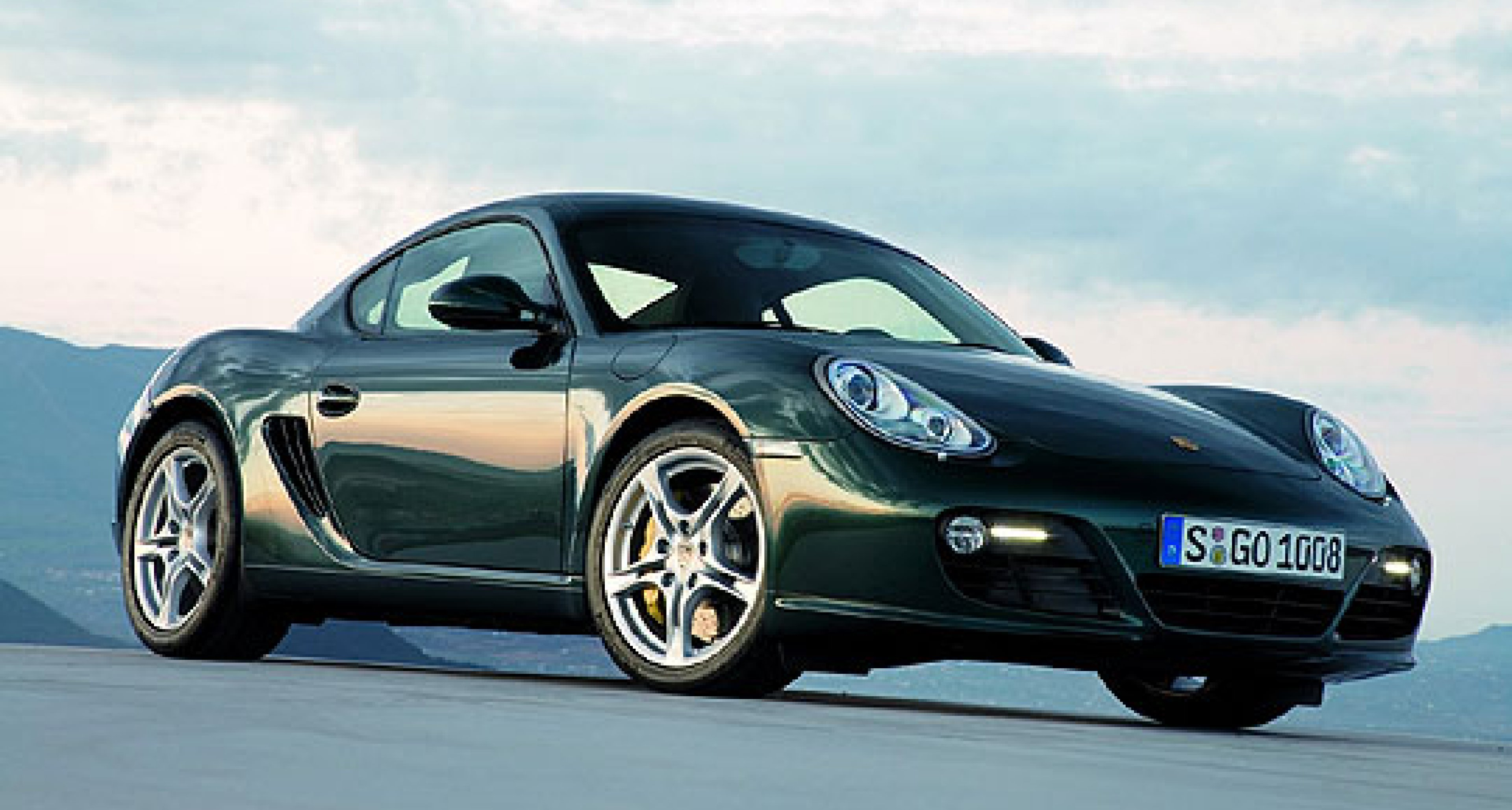 Mid-engined Porsches Enhanced