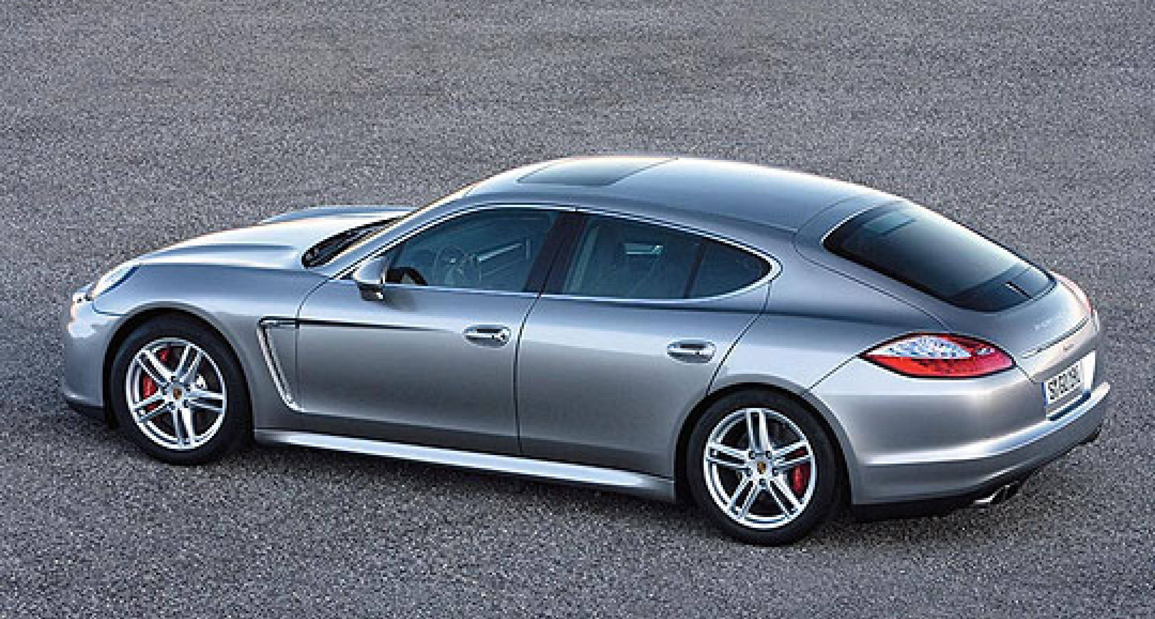 Porsche Panamera: First Official Pictures