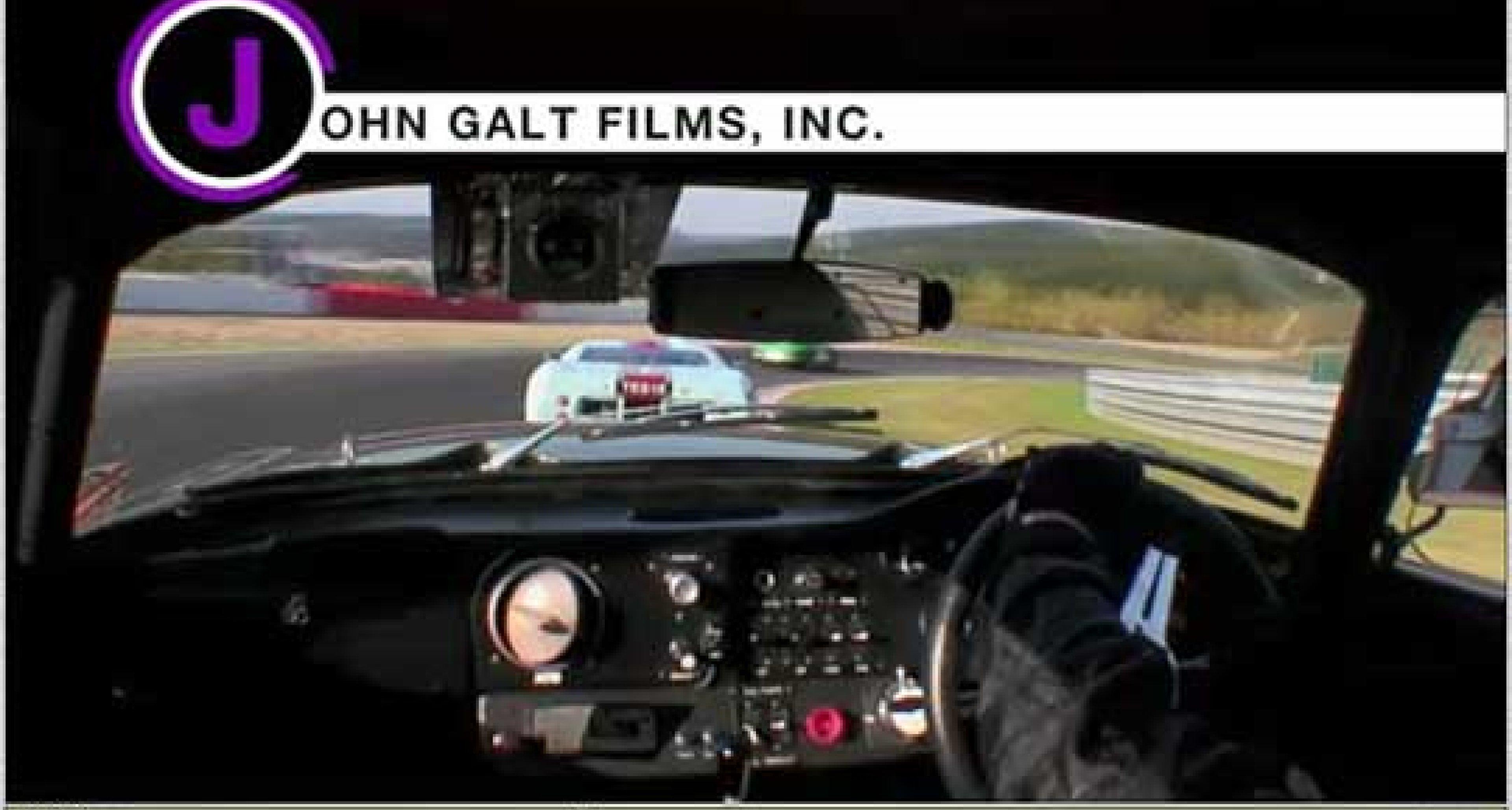 'GT Racer': Historic Racing TV Series Released on DVD