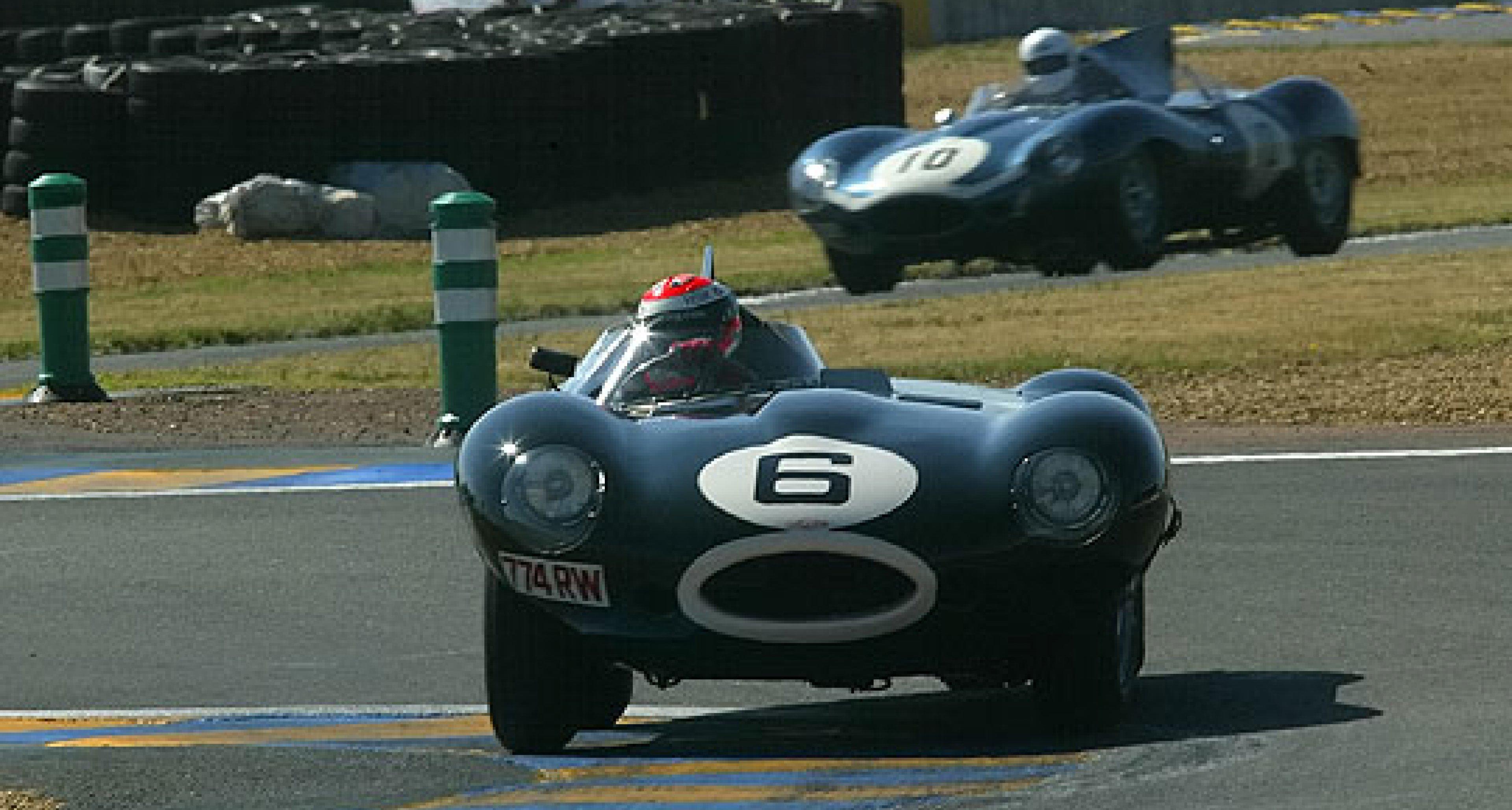 Le Mans Legend: 1949 to 1965