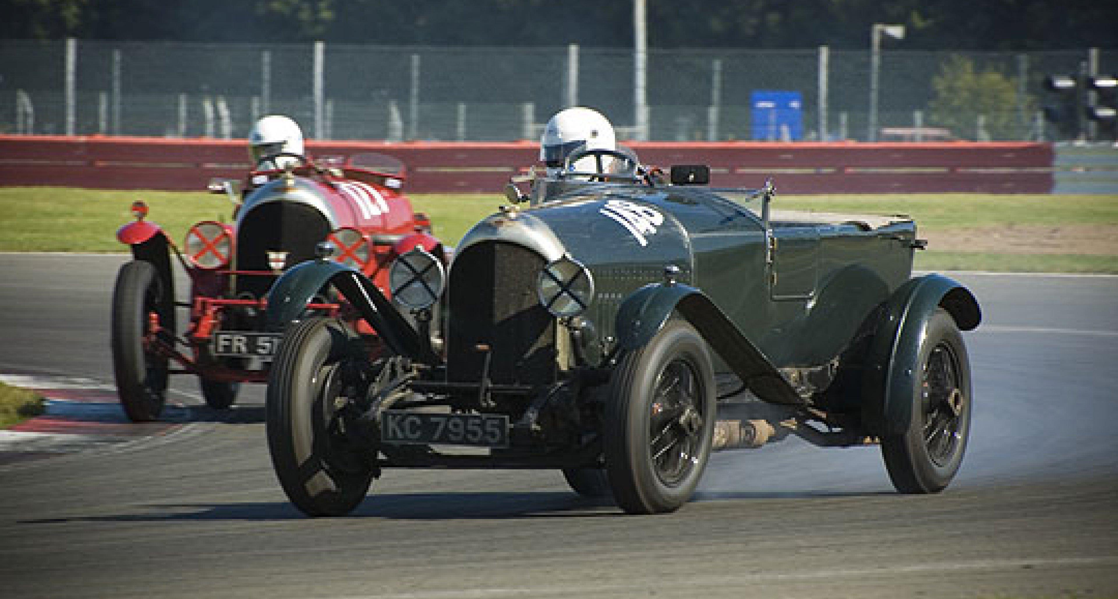 Bentley Drivers Club 60th Anniversary Meeting