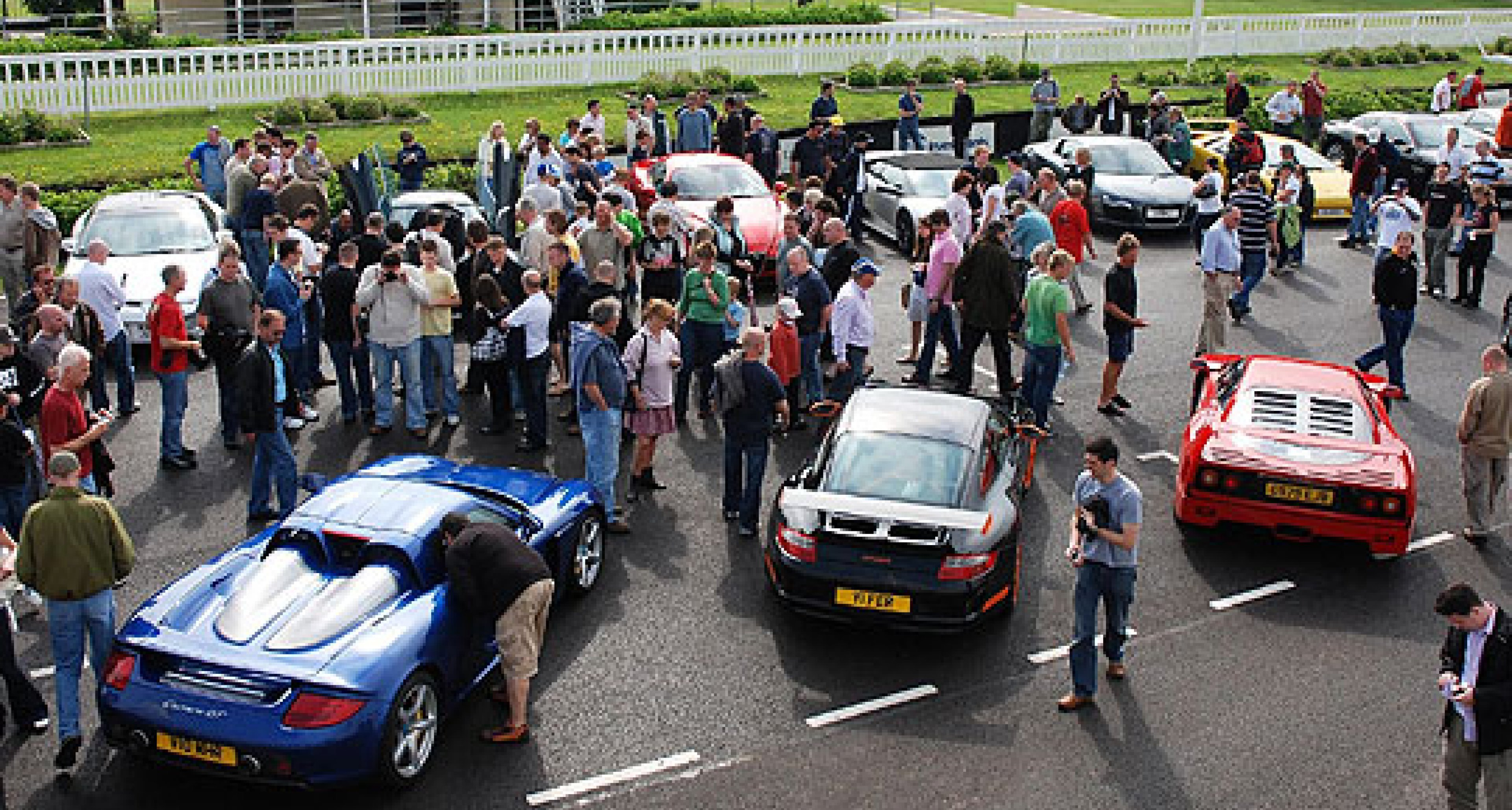 Goodwood Breakfast Club: 2009 Dates and Themes