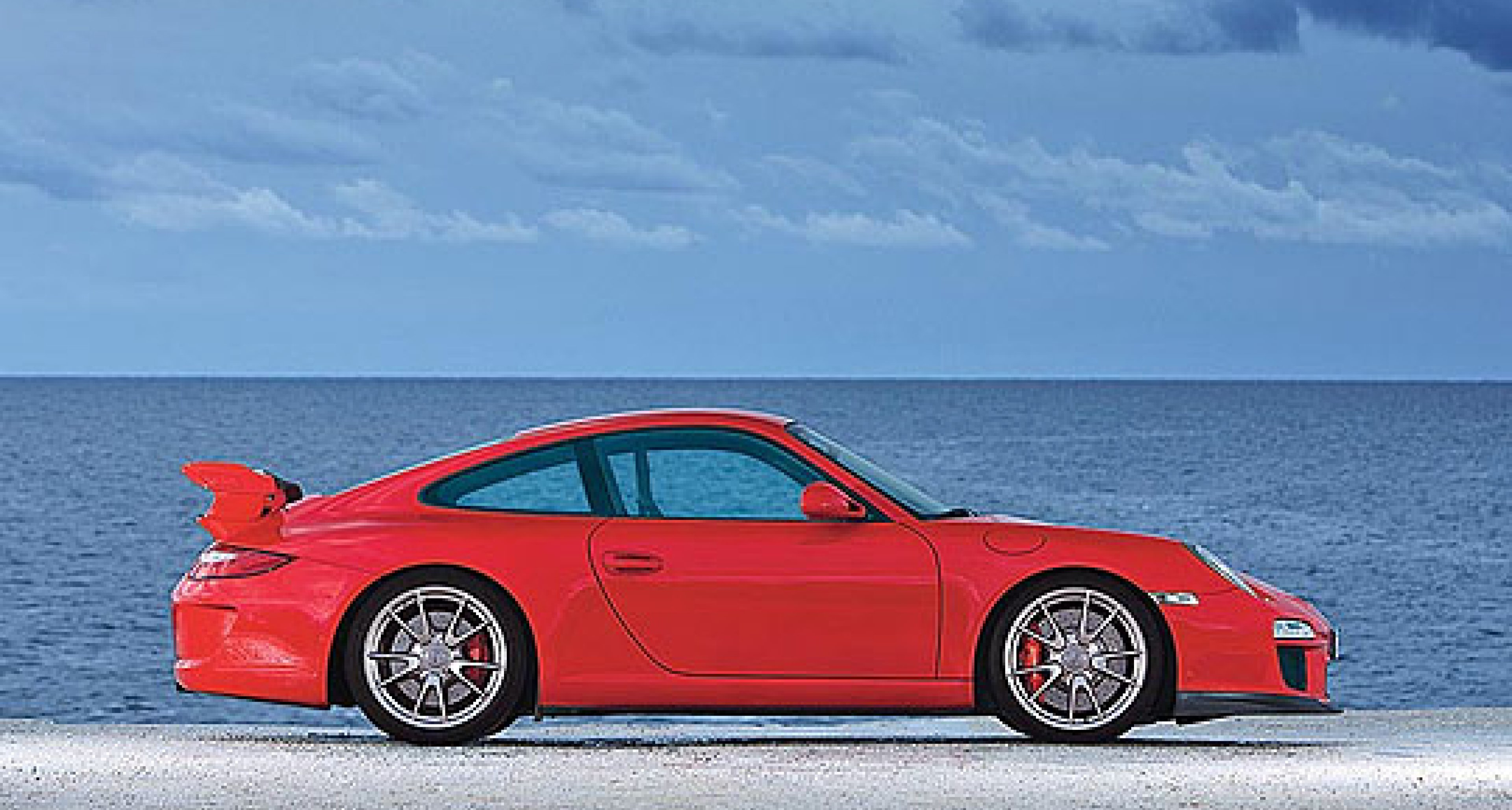 New 911 GT3 for Autumn 2009