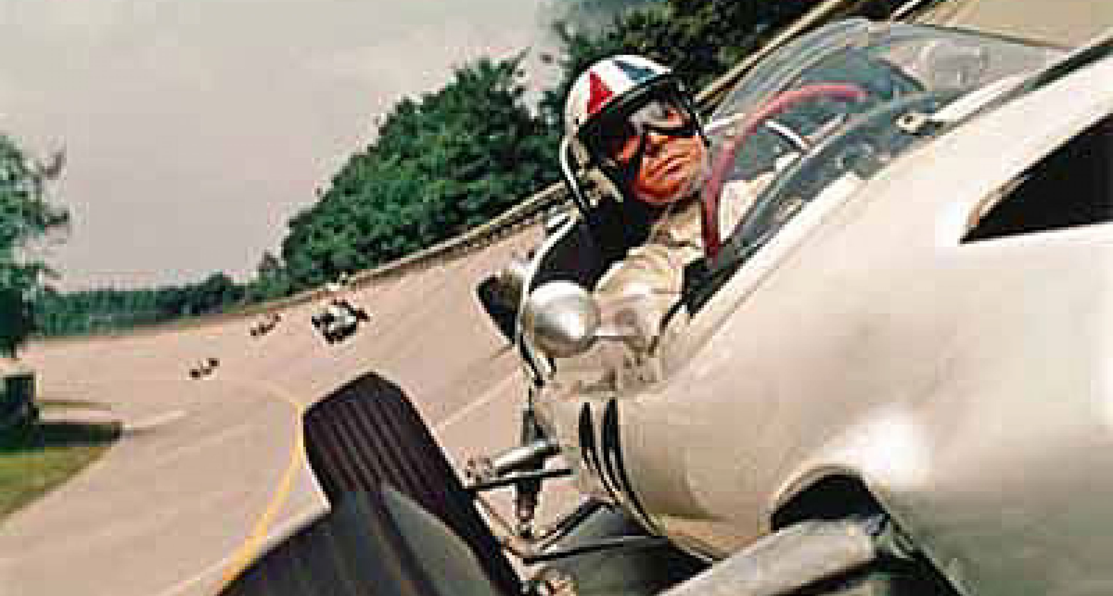 Special Edition, Double DVDs of 'Grand Prix' and 'Bullitt' Offer