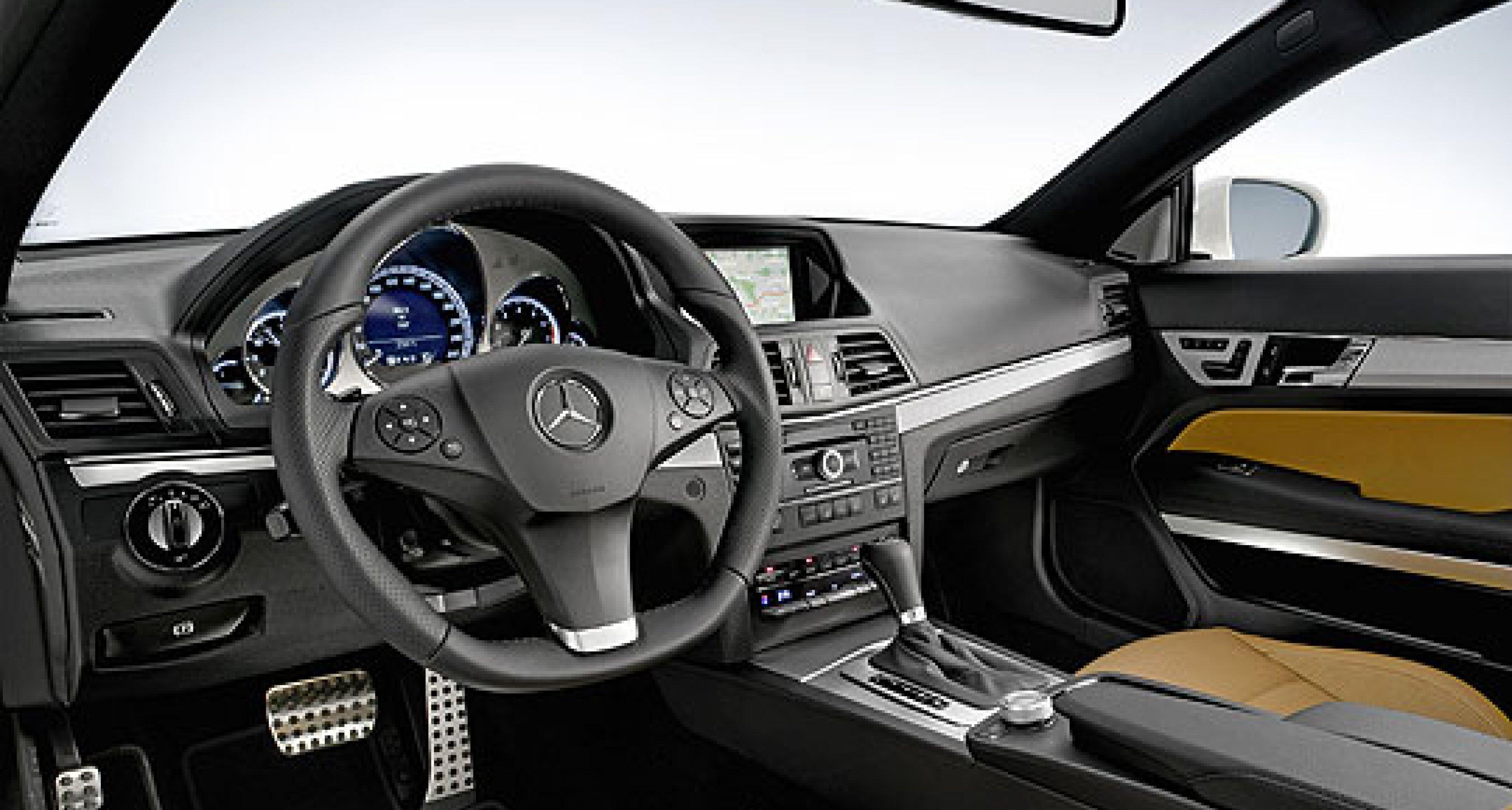 2009 Mercedes-Benz E-Class Coupé