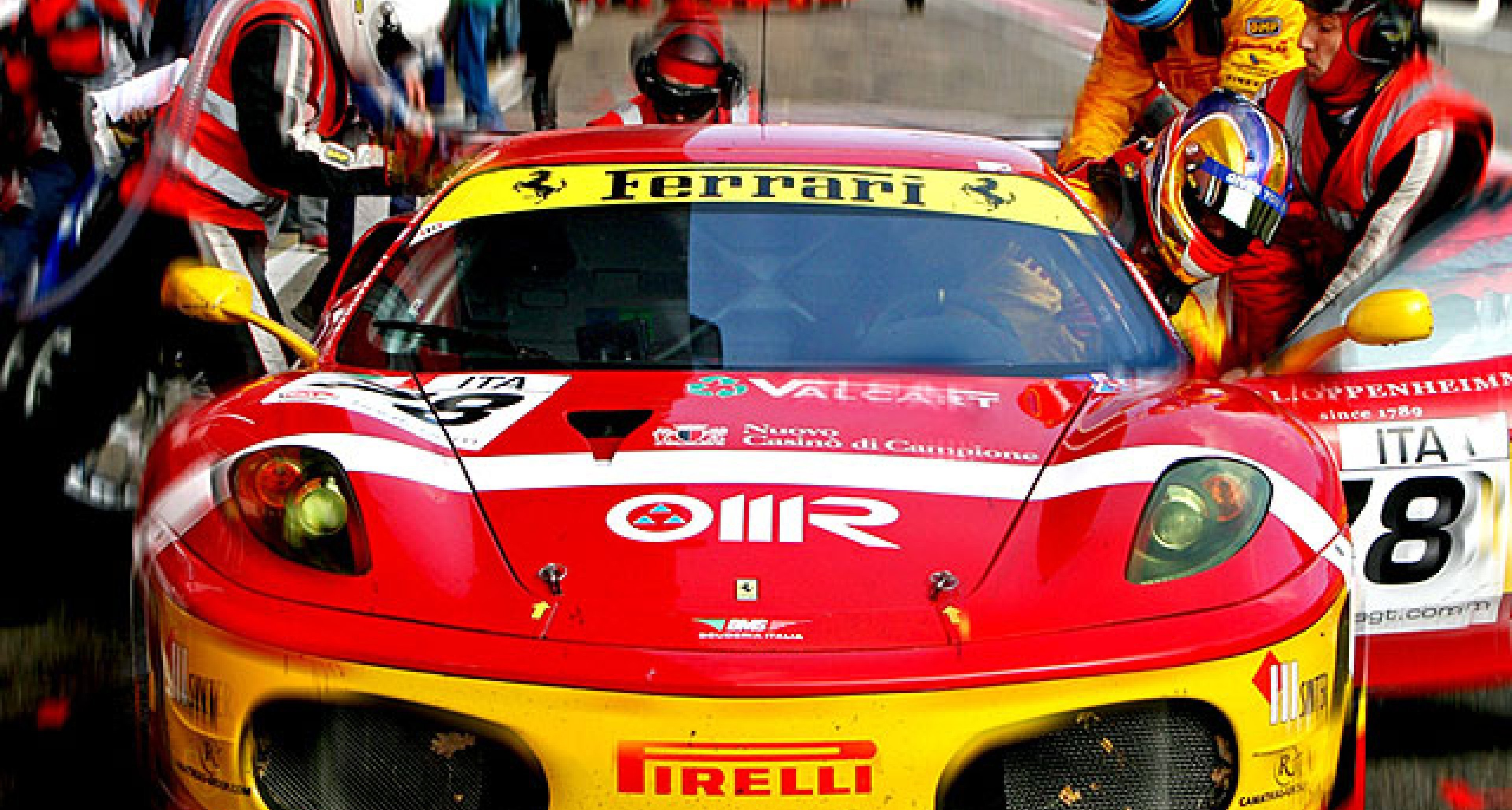 Exhibition of Ferrari Photography and Art