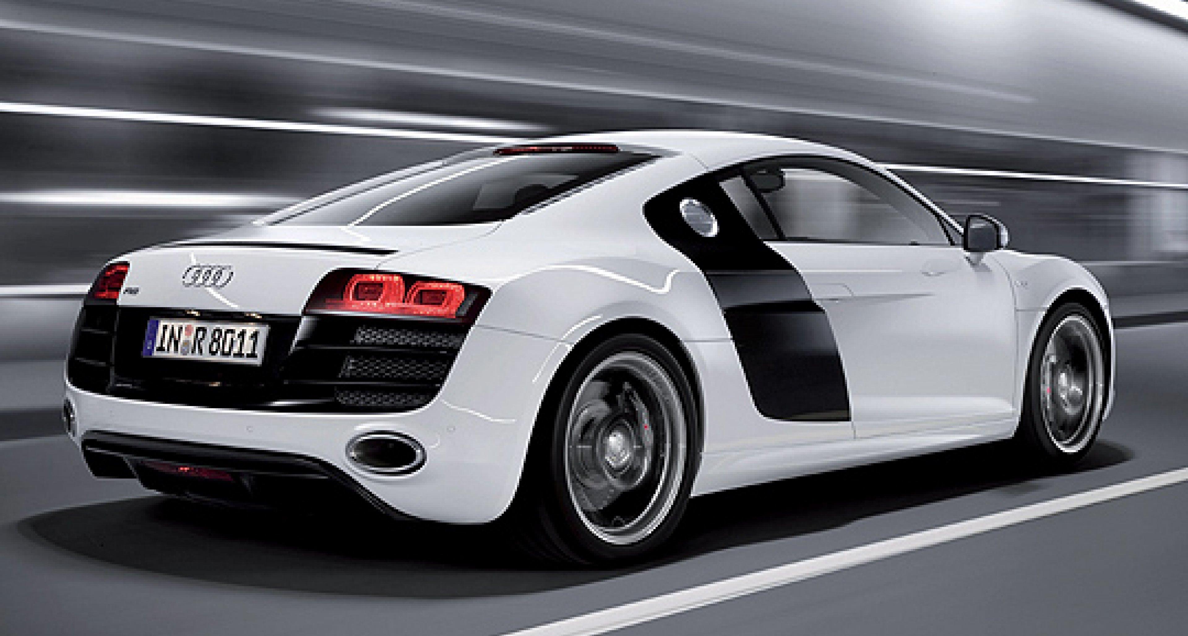 Audi R8: Design Analysis