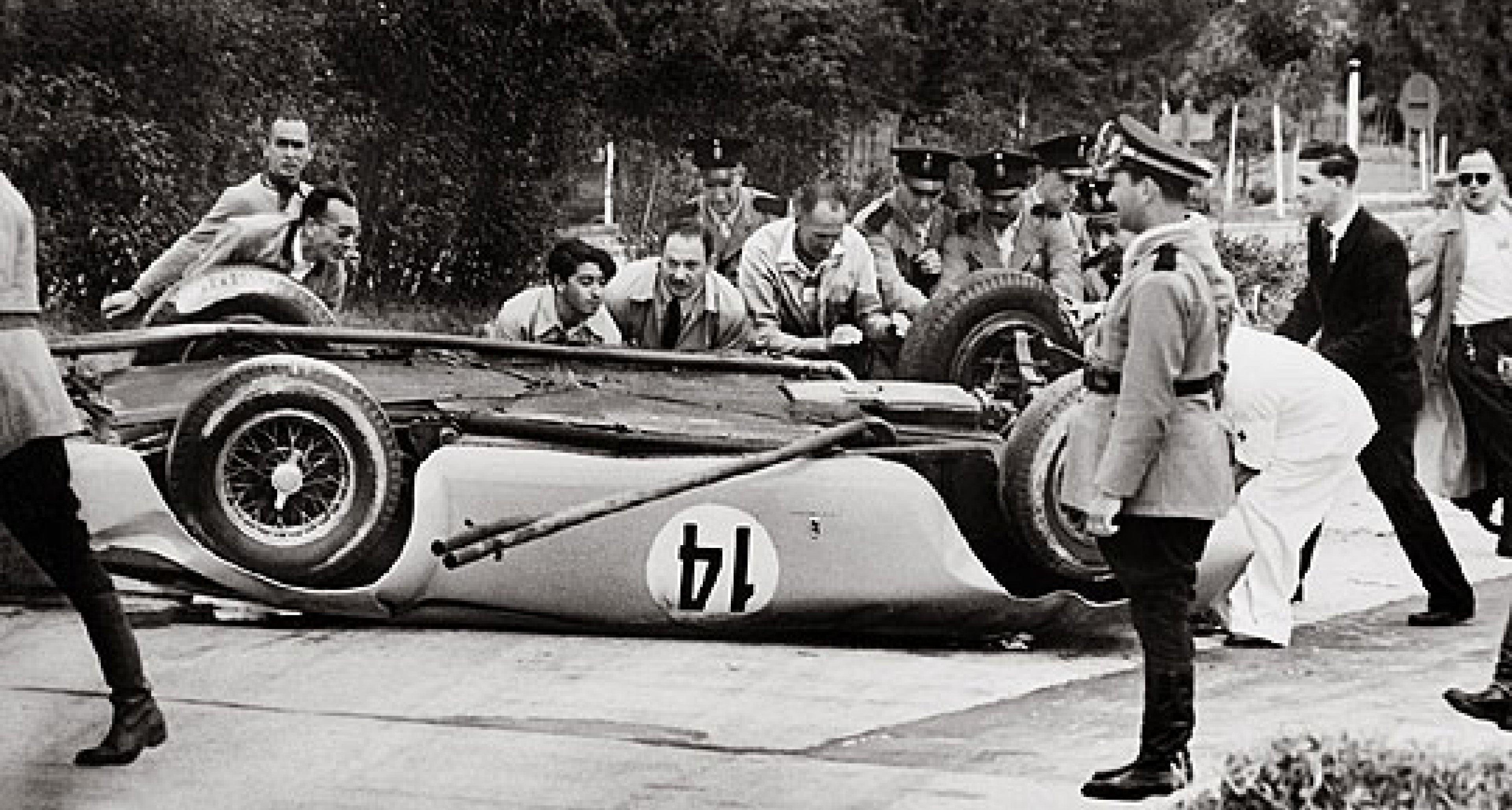 Book Review: 'Ferrari 375 Racing in Argentina'