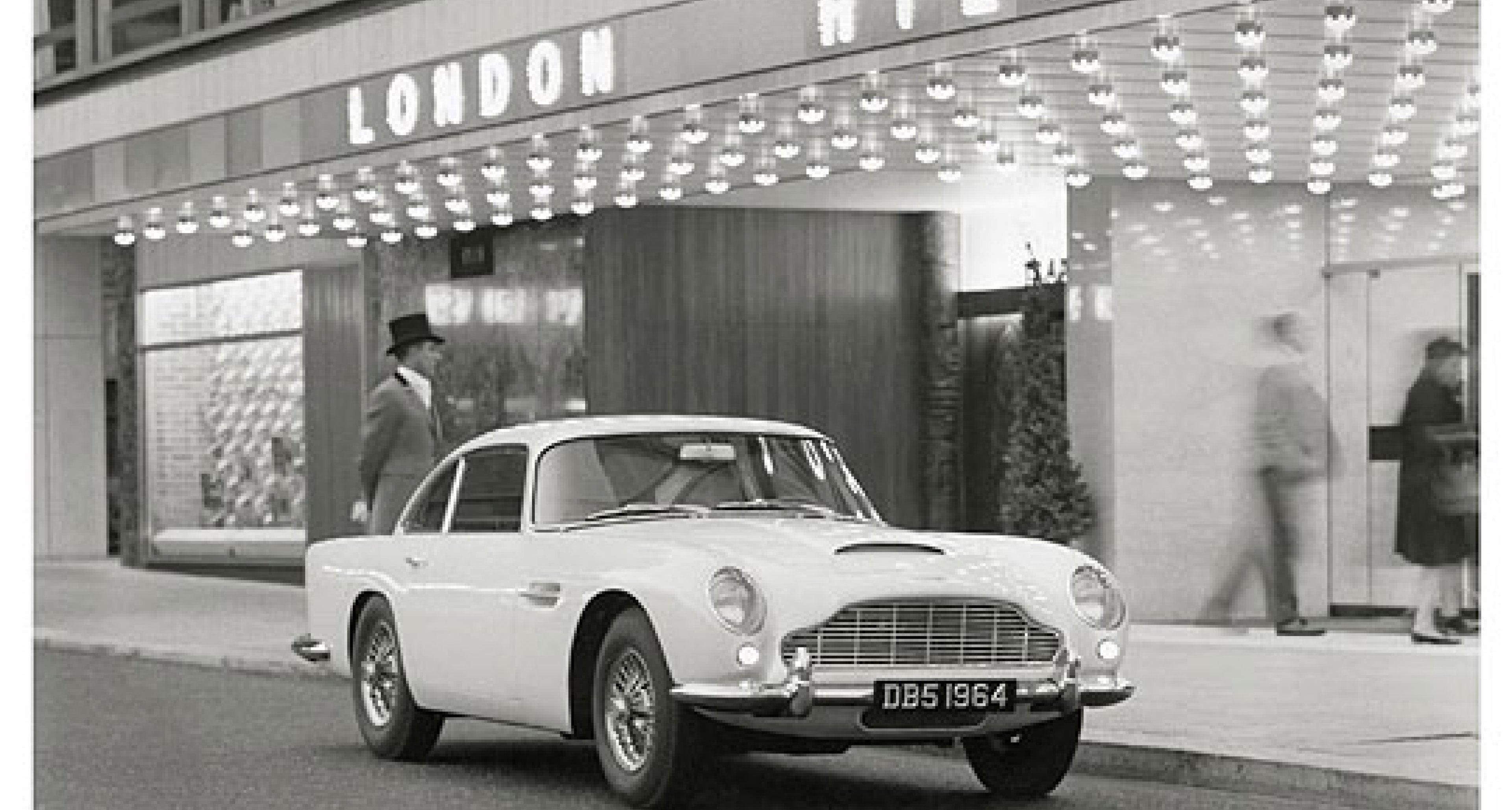 Limited-Edition Prints from Aston Martin